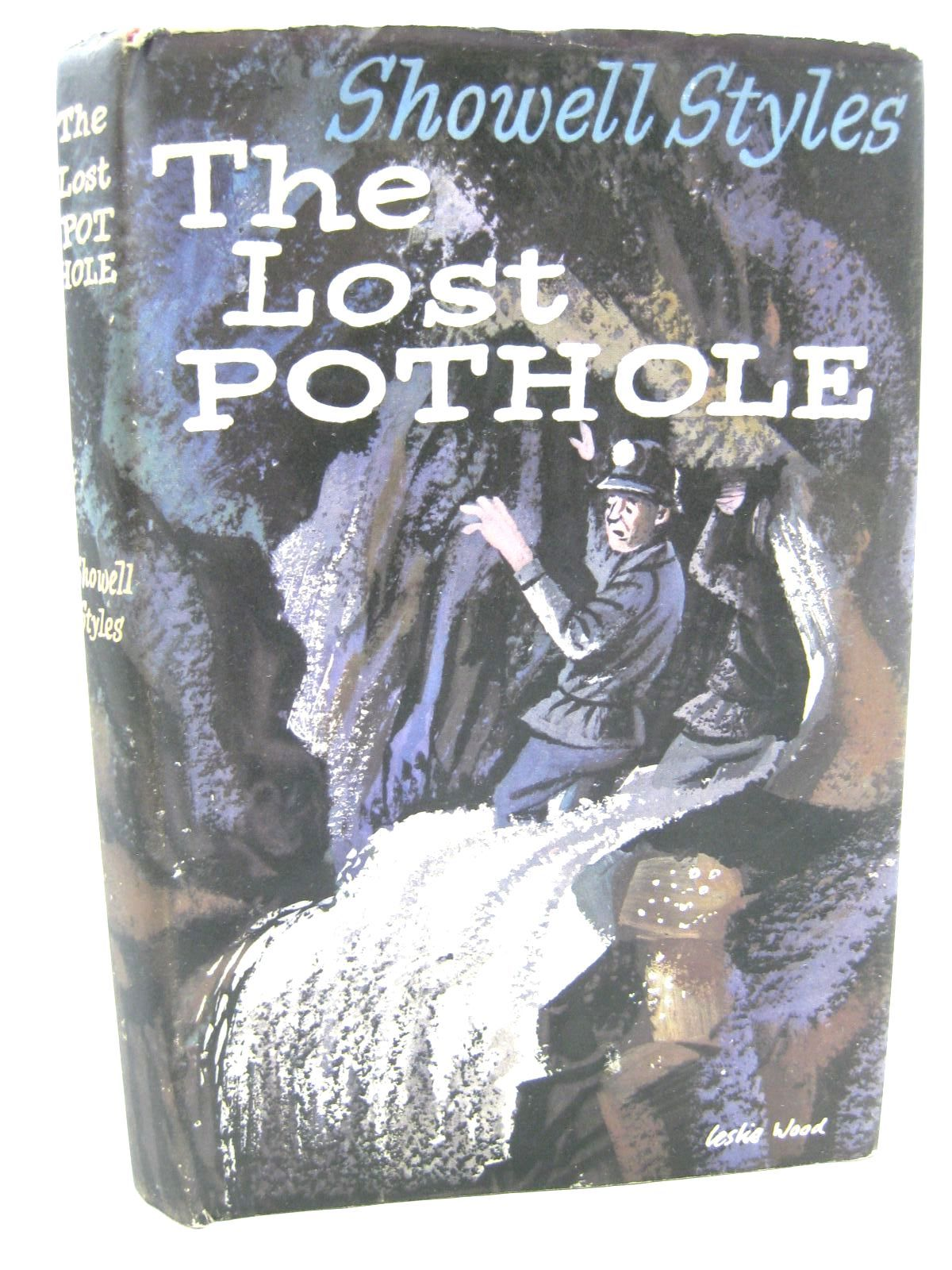 Photo of THE LOST POTHOLE written by Styles, Showell illustrated by Bacon, C.W. published by The Children's Book Club (STOCK CODE: 1316664)  for sale by Stella & Rose's Books
