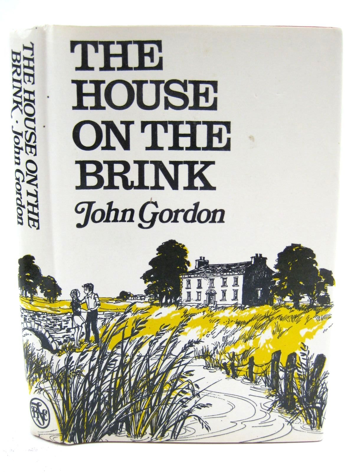 Photo of THE HOUSE ON THE BRINK written by Gordon, John published by The Children's Book Club (STOCK CODE: 1316677)  for sale by Stella & Rose's Books