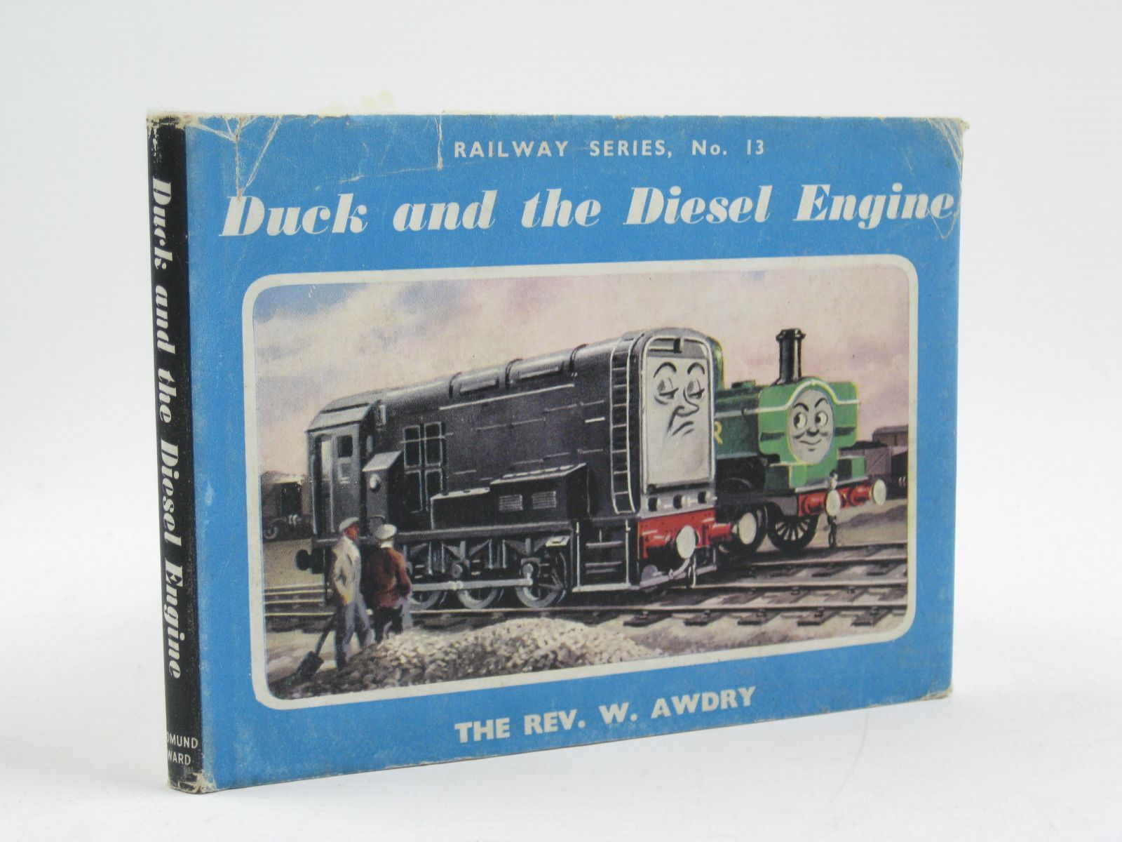 Photo of DUCK AND THE DIESEL ENGINE written by Awdry, Rev. W. illustrated by Kenney, John published by Edmund Ward Ltd. (STOCK CODE: 1316734)  for sale by Stella & Rose's Books
