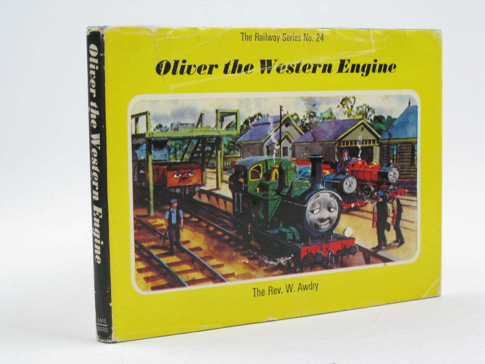 Photo of OLIVER THE WESTERN ENGINE- Stock Number: 1316741