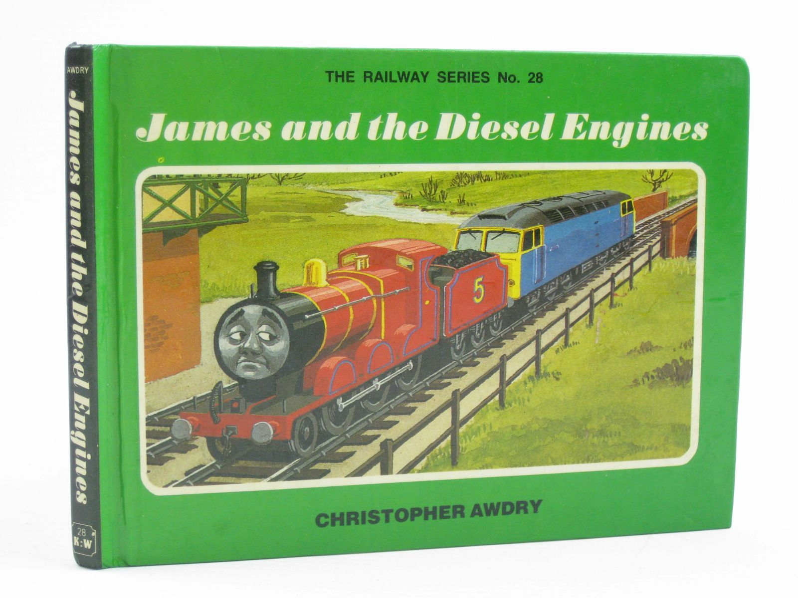 Photo of JAMES AND THE DIESEL ENGINES- Stock Number: 1316747