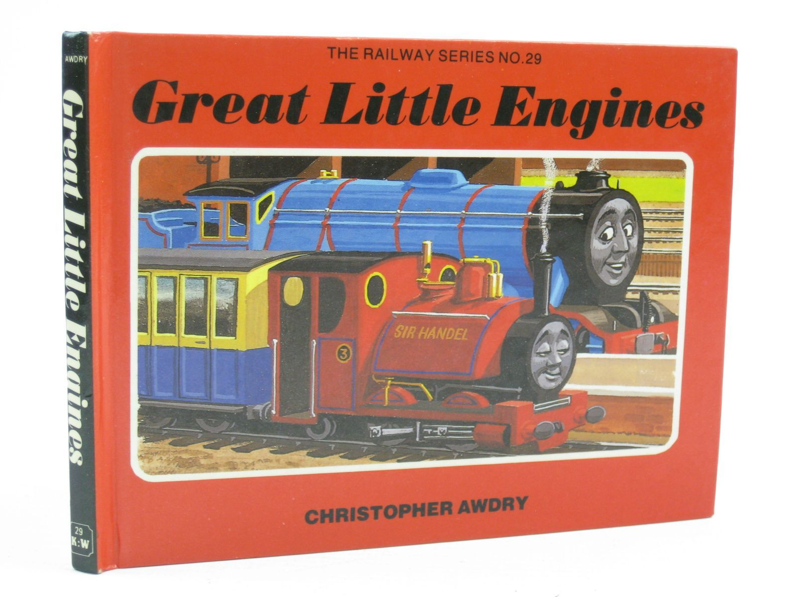 Photo of GREAT LITTLE ENGINES- Stock Number: 1316748