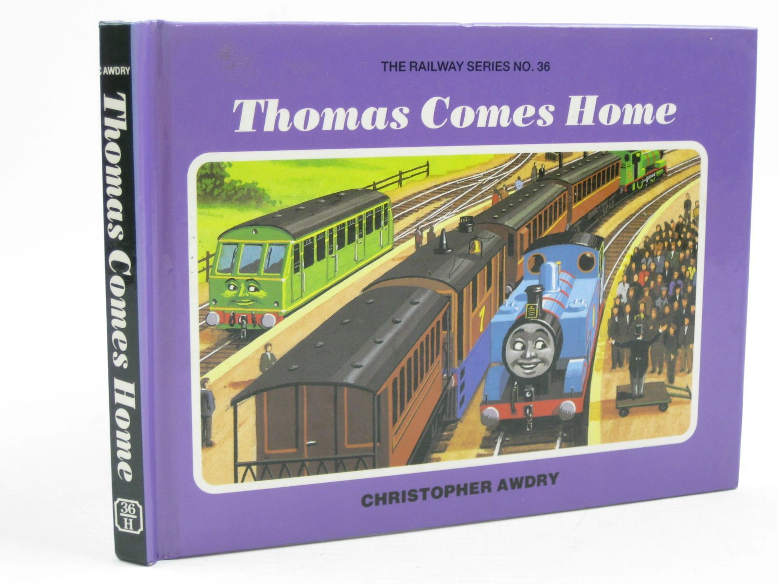 Photo of THOMAS COMES HOME- Stock Number: 1316751