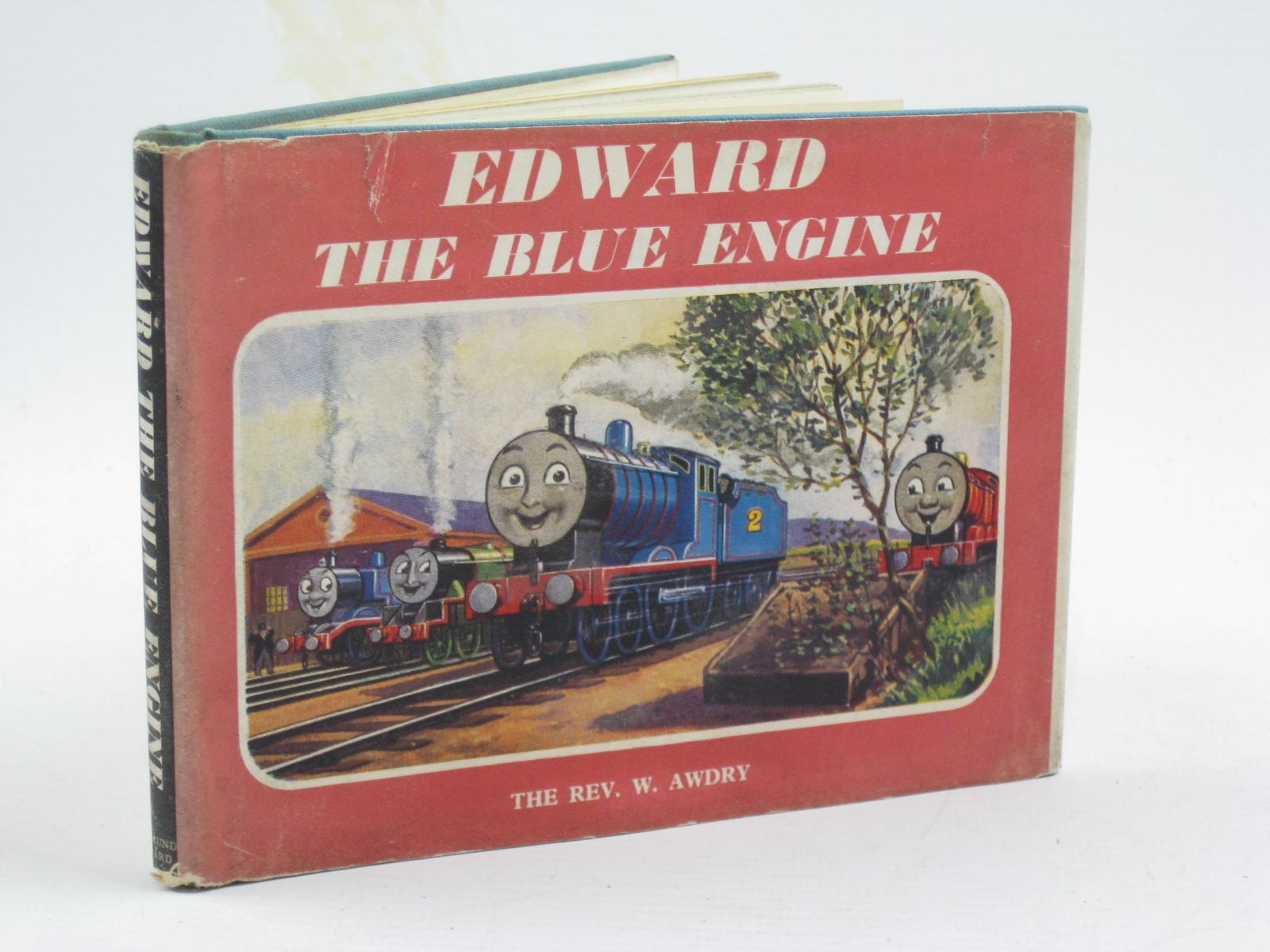Photo of EDWARD THE BLUE ENGINE- Stock Number: 1316756