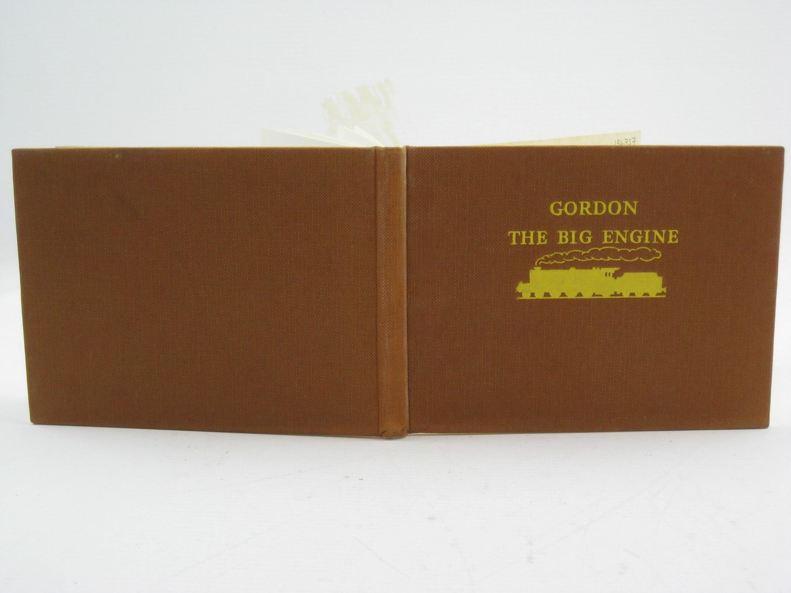 Photo of GORDON THE BIG ENGINE written by Awdry, Rev. W. illustrated by Dalby, C. Reginald published by Edmund Ward Ltd. (STOCK CODE: 1316757)  for sale by Stella & Rose's Books