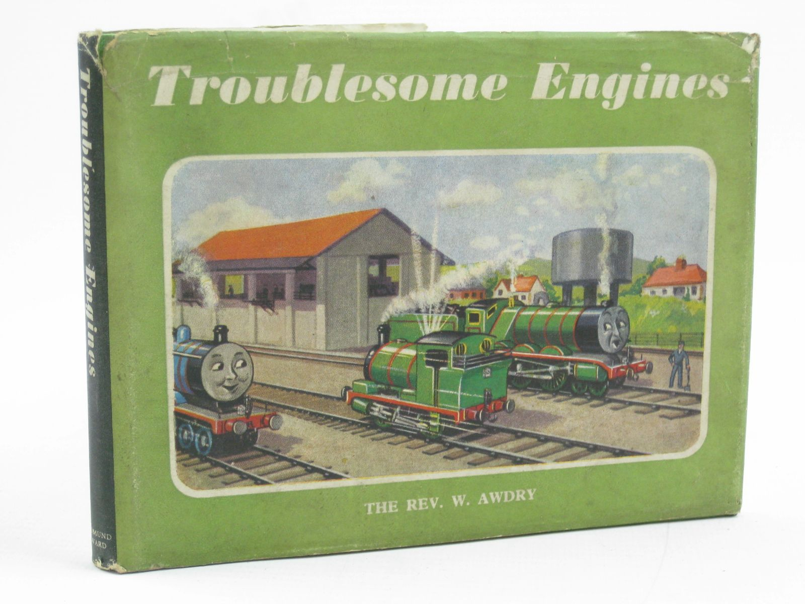 Photo of TROUBLESOME ENGINES- Stock Number: 1316760