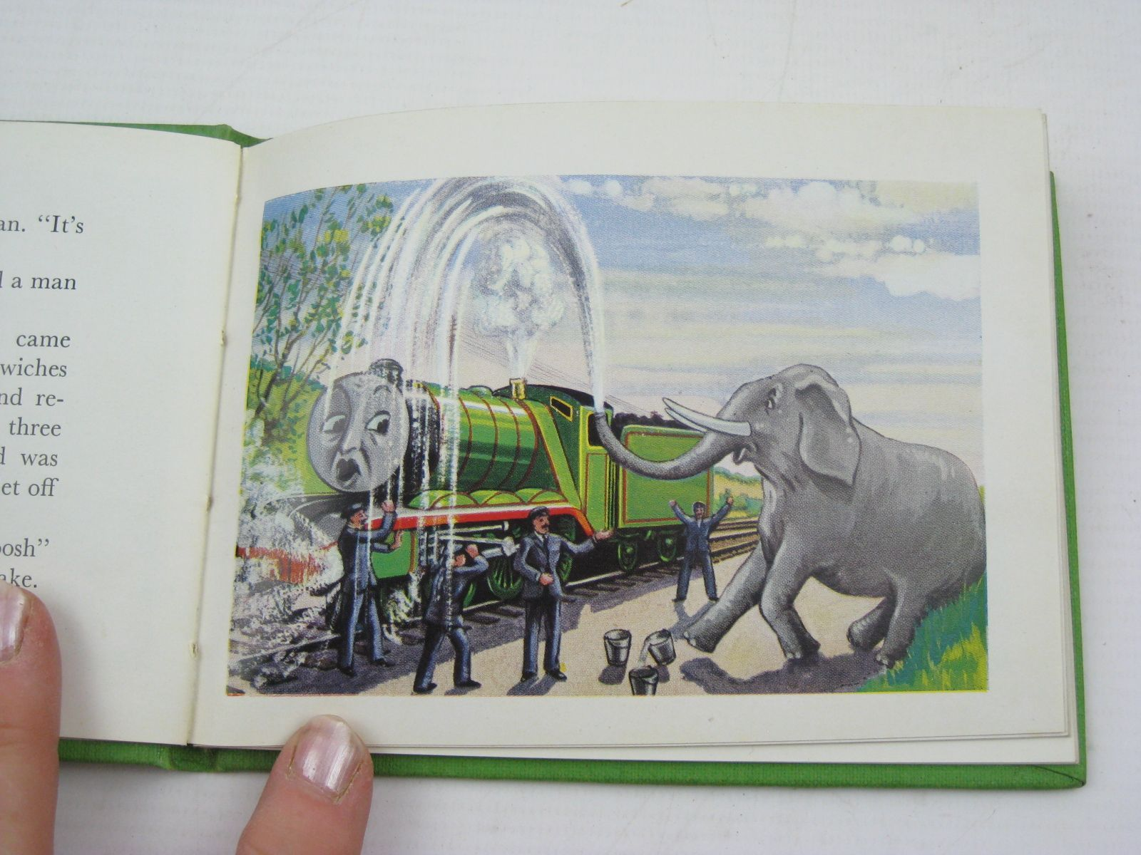 Photo of TROUBLESOME ENGINES written by Awdry, Rev. W. illustrated by Dalby, C. Reginald published by Edmund Ward (STOCK CODE: 1316760)  for sale by Stella & Rose's Books