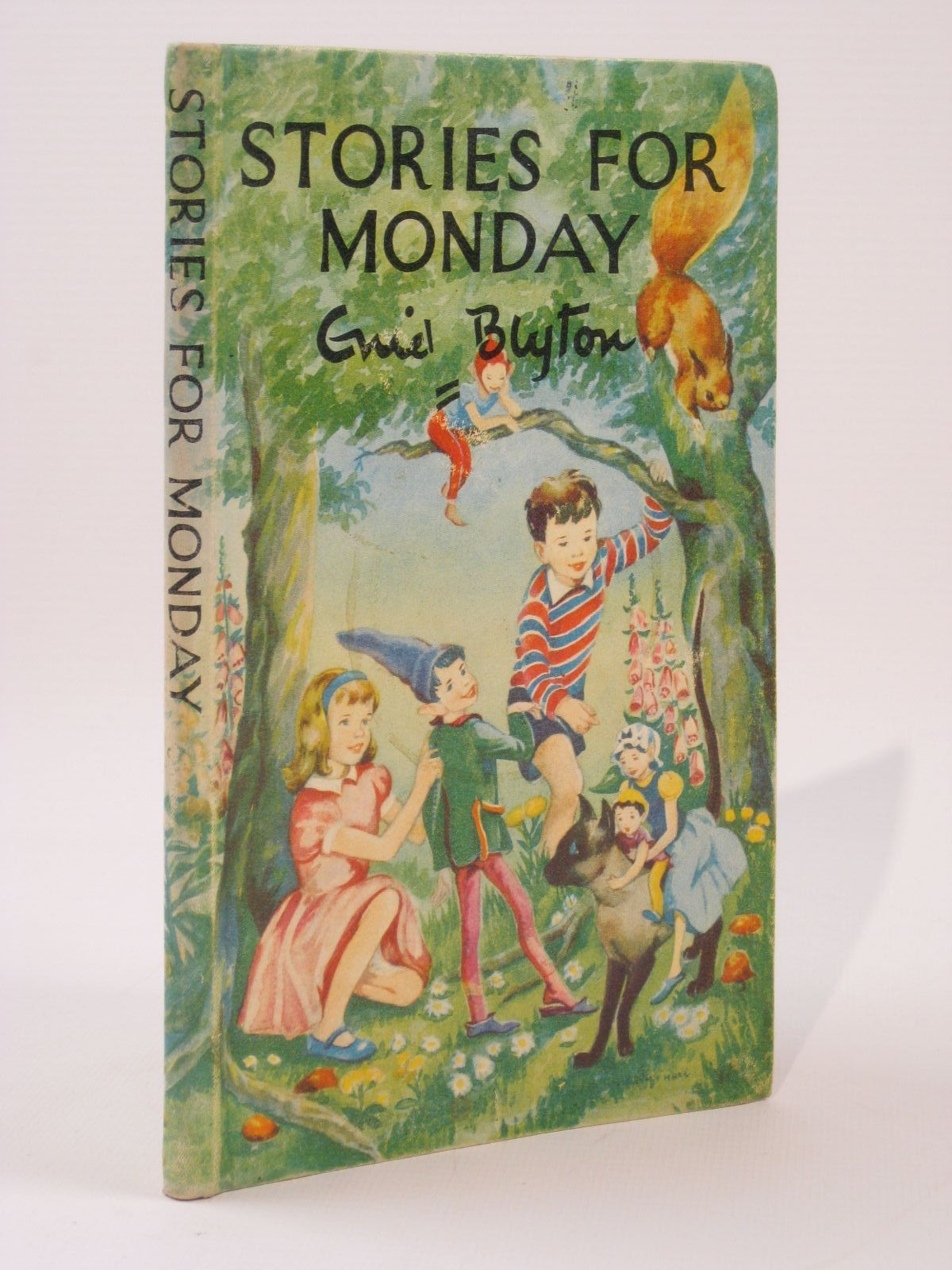 Photo of STORIES FOR MONDAY written by Blyton, Enid published by Oliphants Ltd. (STOCK CODE: 1316765)  for sale by Stella & Rose's Books
