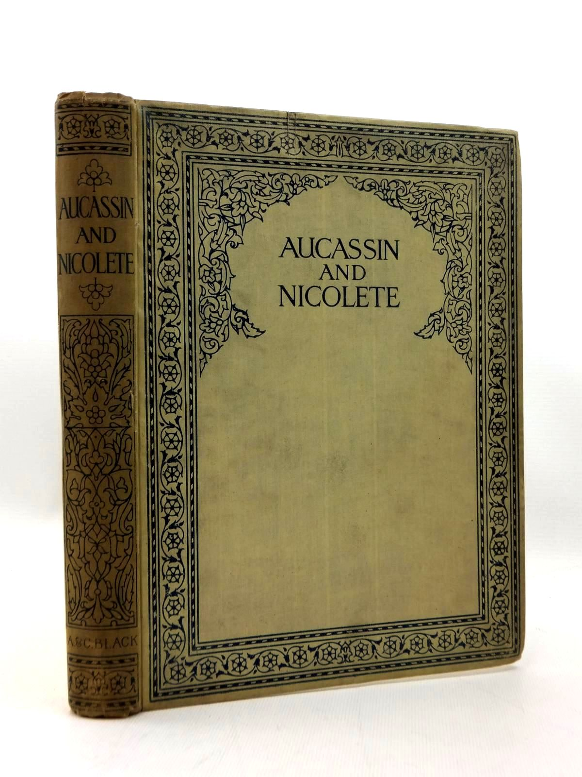 Photo of AUCASSIN AND NICOLETE written by Child, Harold illustrated by Anderson, Anne published by Adam & Charles Black (STOCK CODE: 1316854)  for sale by Stella & Rose's Books