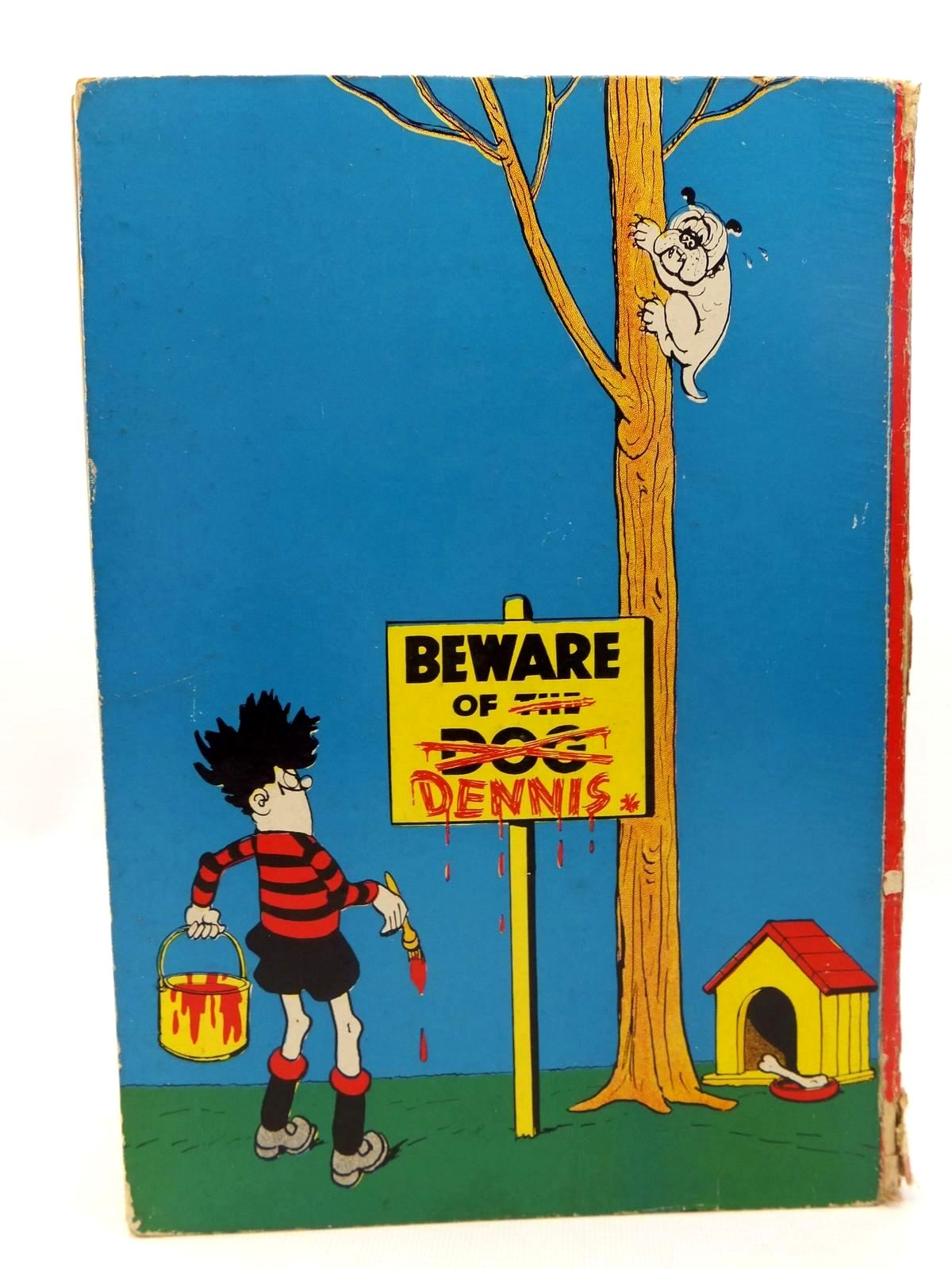 Photo of DENNIS THE MENACE 1956 published by D.C. Thomson & Co Ltd. (STOCK CODE: 1316870)  for sale by Stella & Rose's Books