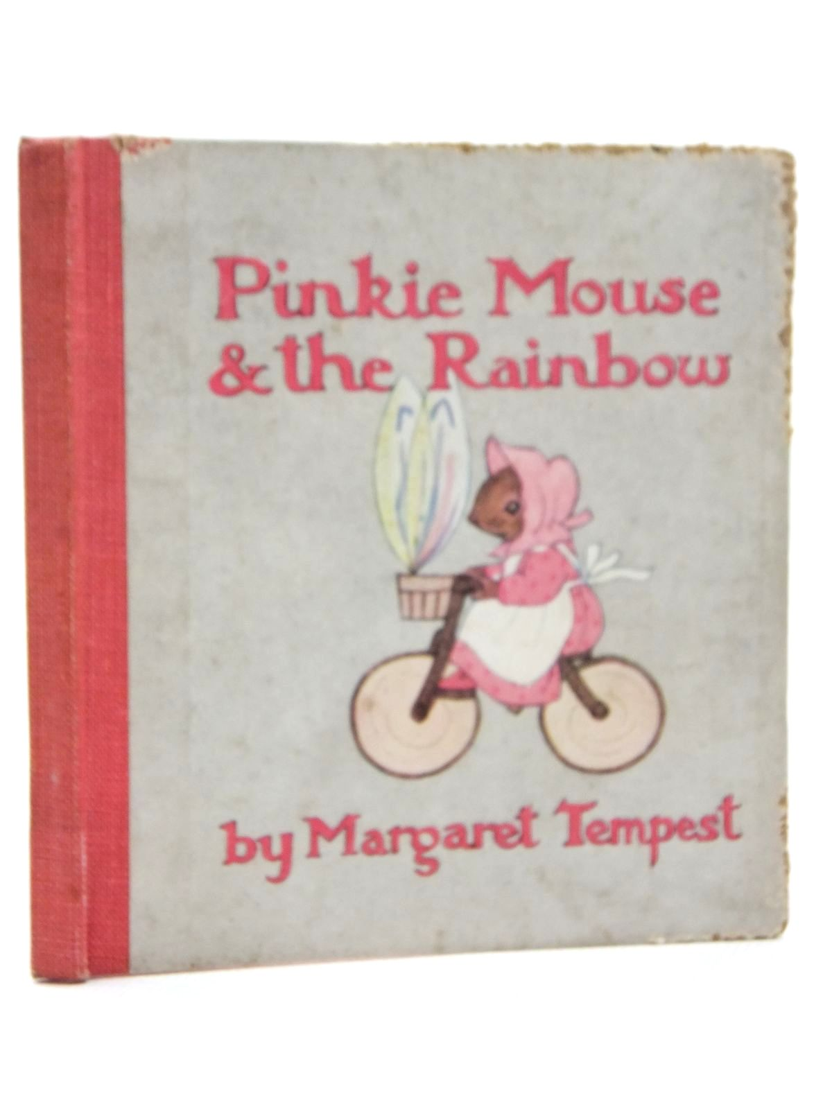 Photo of PINKIE MOUSE & THE RAINBOW written by Tempest, Margaret illustrated by Tempest, Margaret published by Collins (STOCK CODE: 1316937)  for sale by Stella & Rose's Books