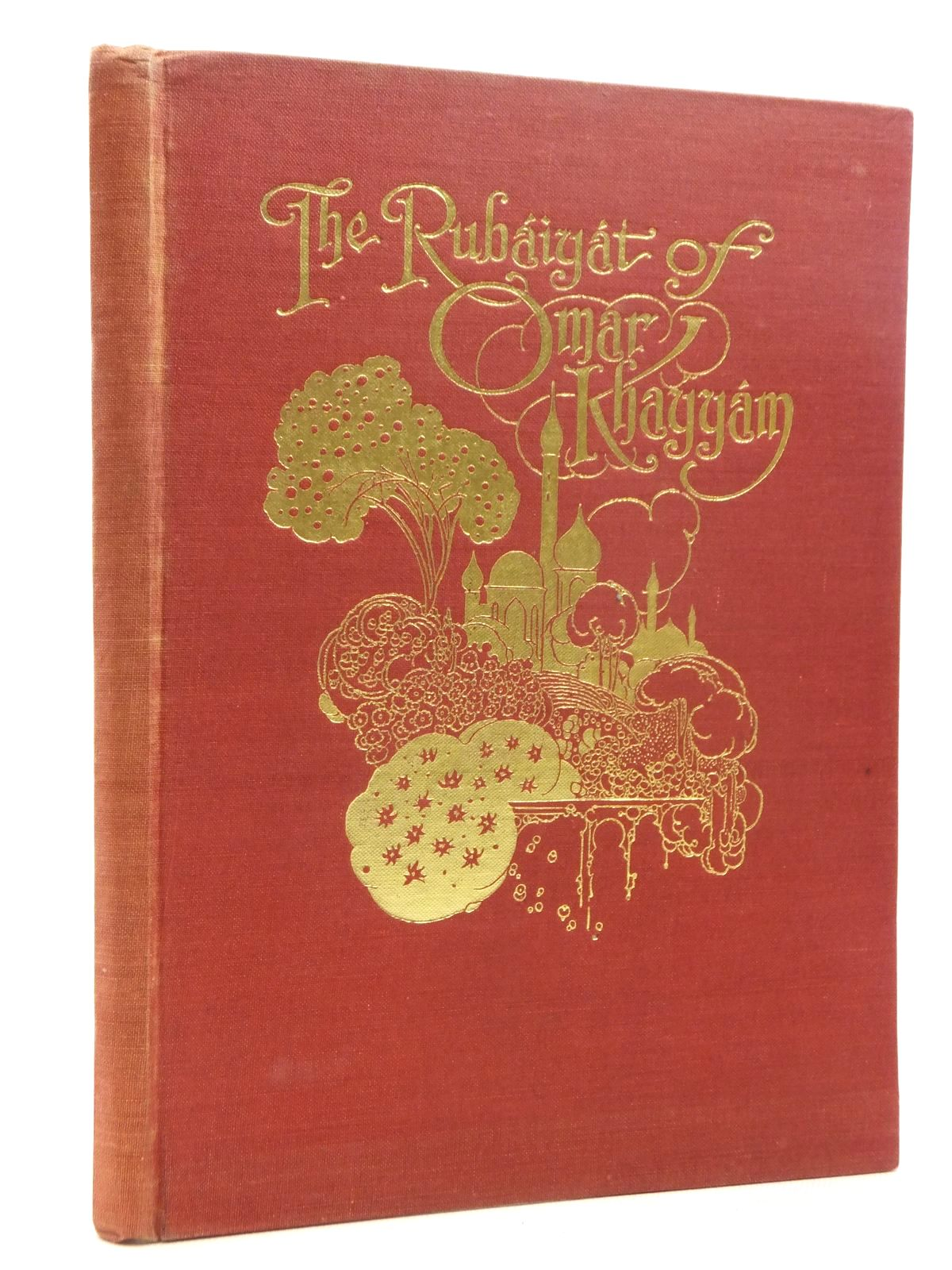 Photo of THE RUBAIYAT OF OMAR KHAYYAM- Stock Number: 1316945