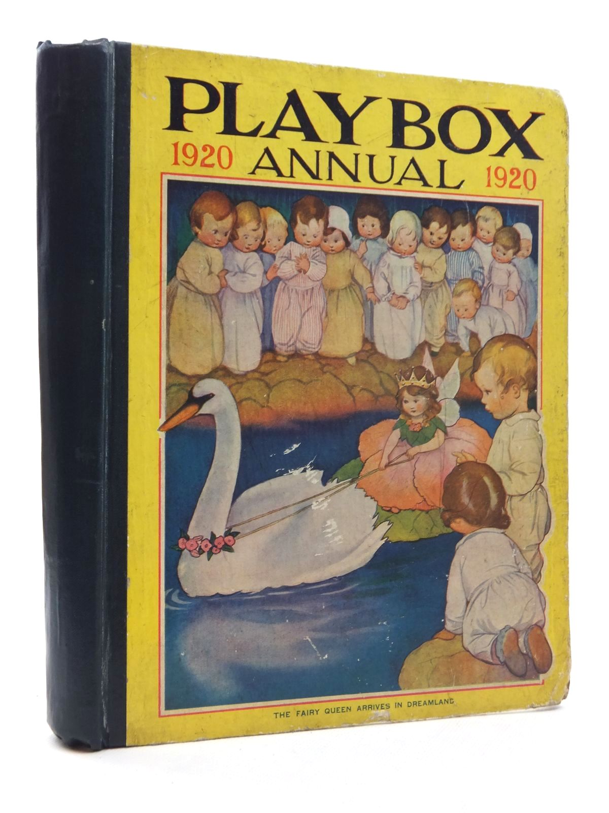 Photo of PLAYBOX ANNUAL 1920- Stock Number: 1316955