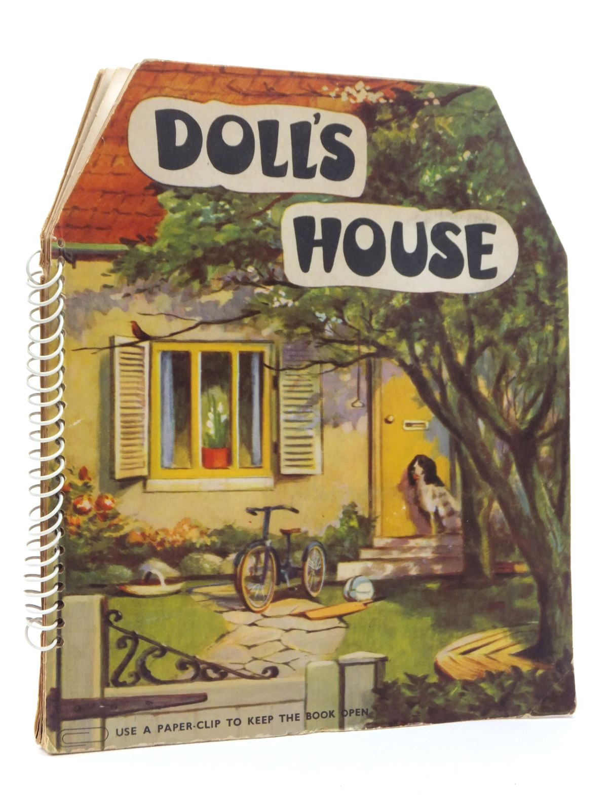 Photo of DOLL'S HOUSE published by Bancroft & Co.(Publishers) Ltd. (STOCK CODE: 1316957)  for sale by Stella & Rose's Books