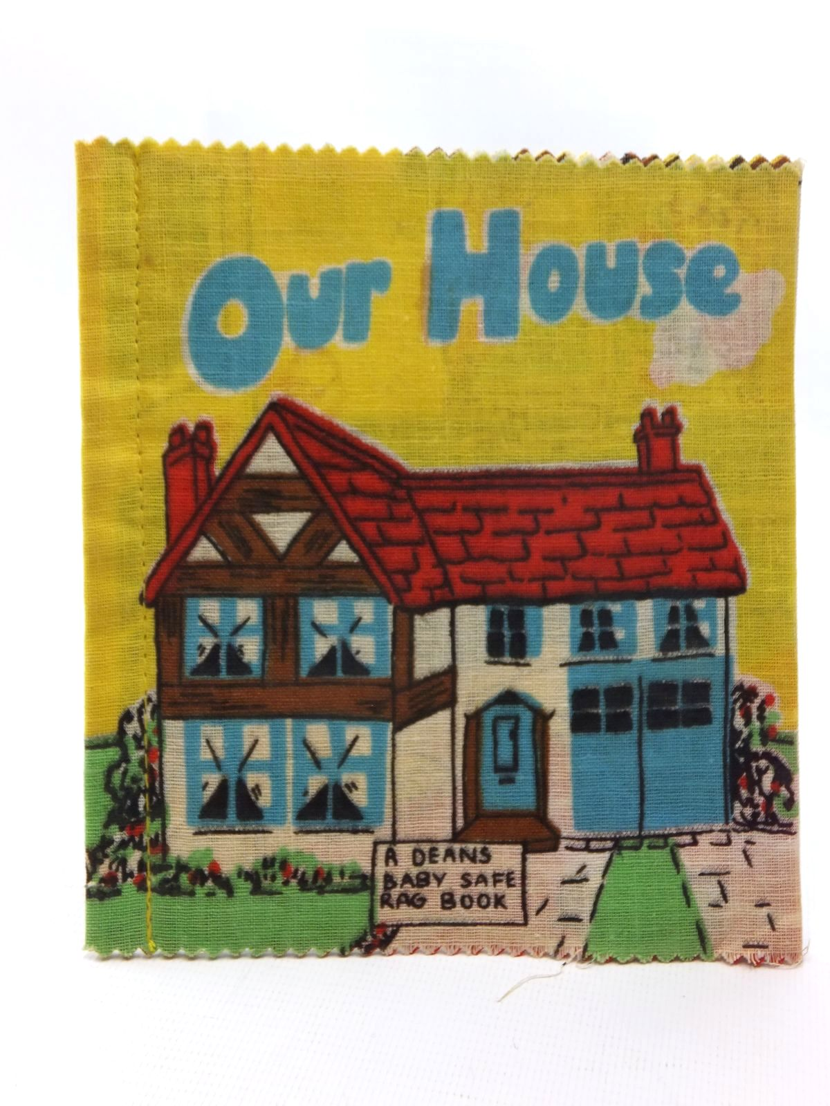 Photo of OUR HOUSE illustrated by Wilkinson, Josephine published by Dean's Rag Books (STOCK CODE: 1316964)  for sale by Stella & Rose's Books
