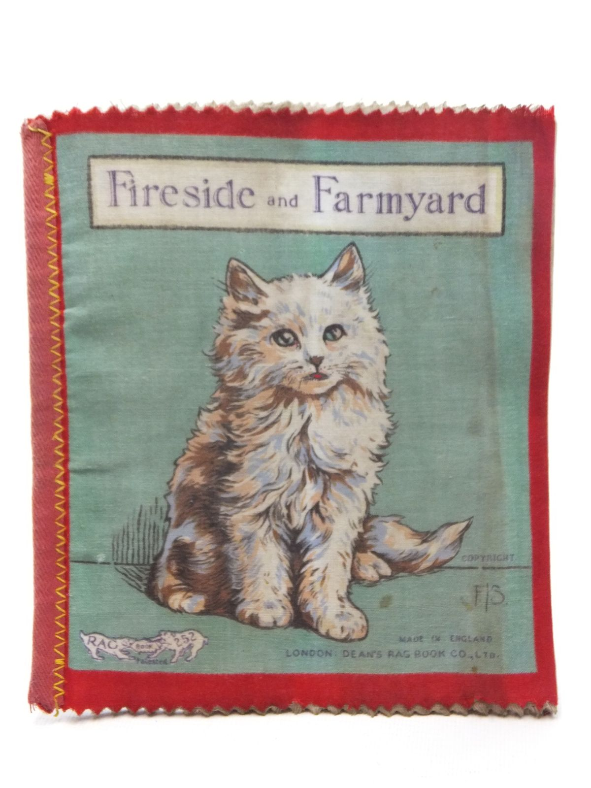 Photo of FIRESIDE AND FARMYARD- Stock Number: 1316966