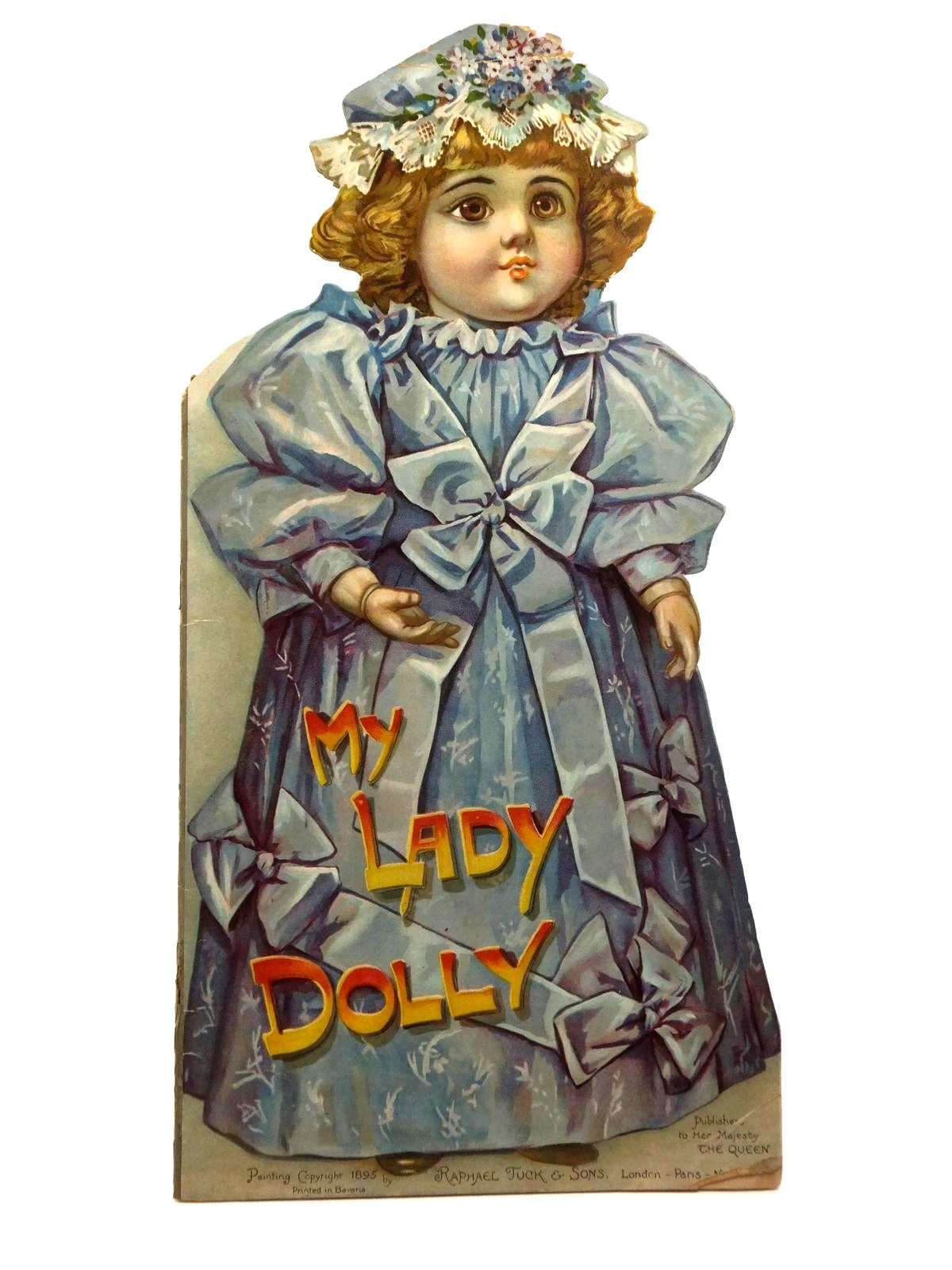 Photo of MY LADY DOLLY published by Raphael Tuck & Sons (STOCK CODE: 1316971)  for sale by Stella & Rose's Books