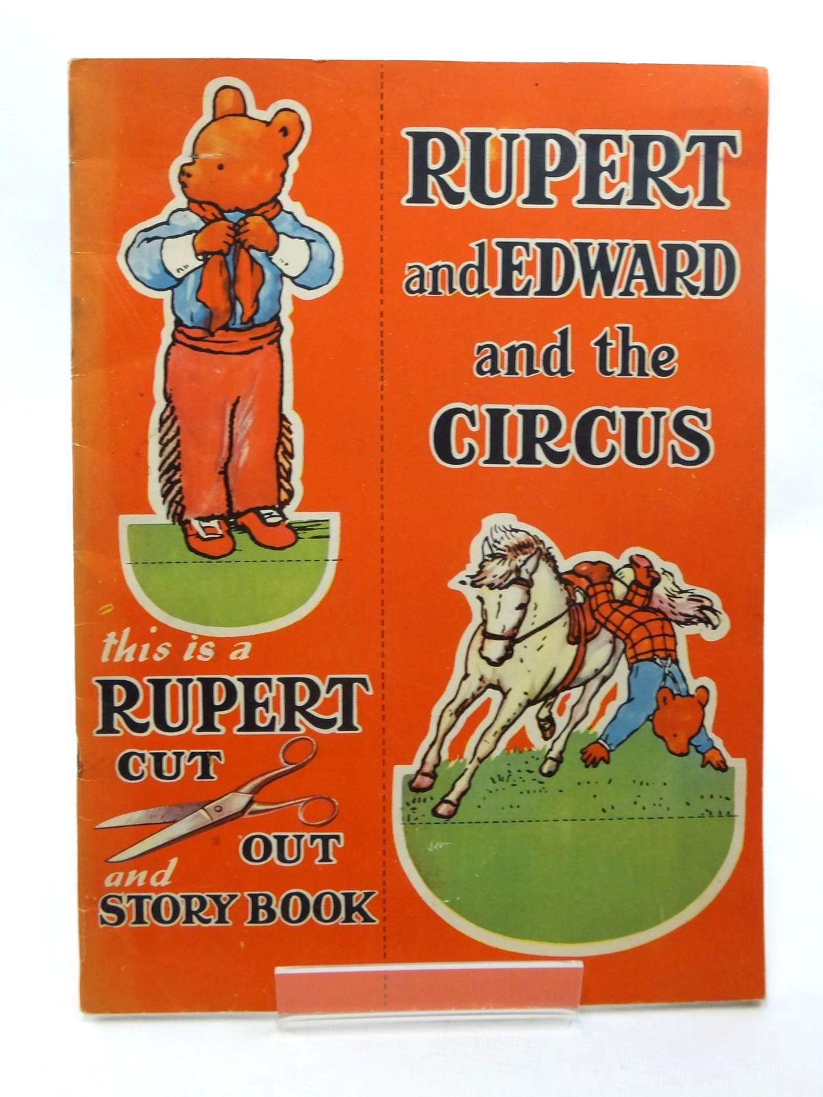 Photo of RUPERT AND EDWARD AND THE CIRCUS- Stock Number: 1317008