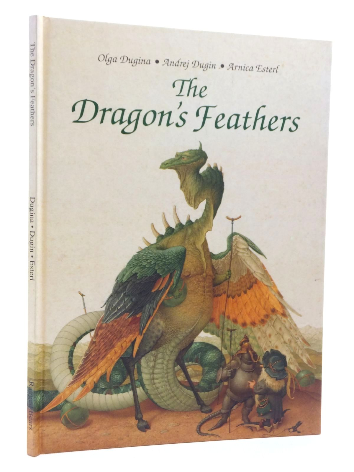 Photo of THE DRAGON'S FEATHERS- Stock Number: 1317035