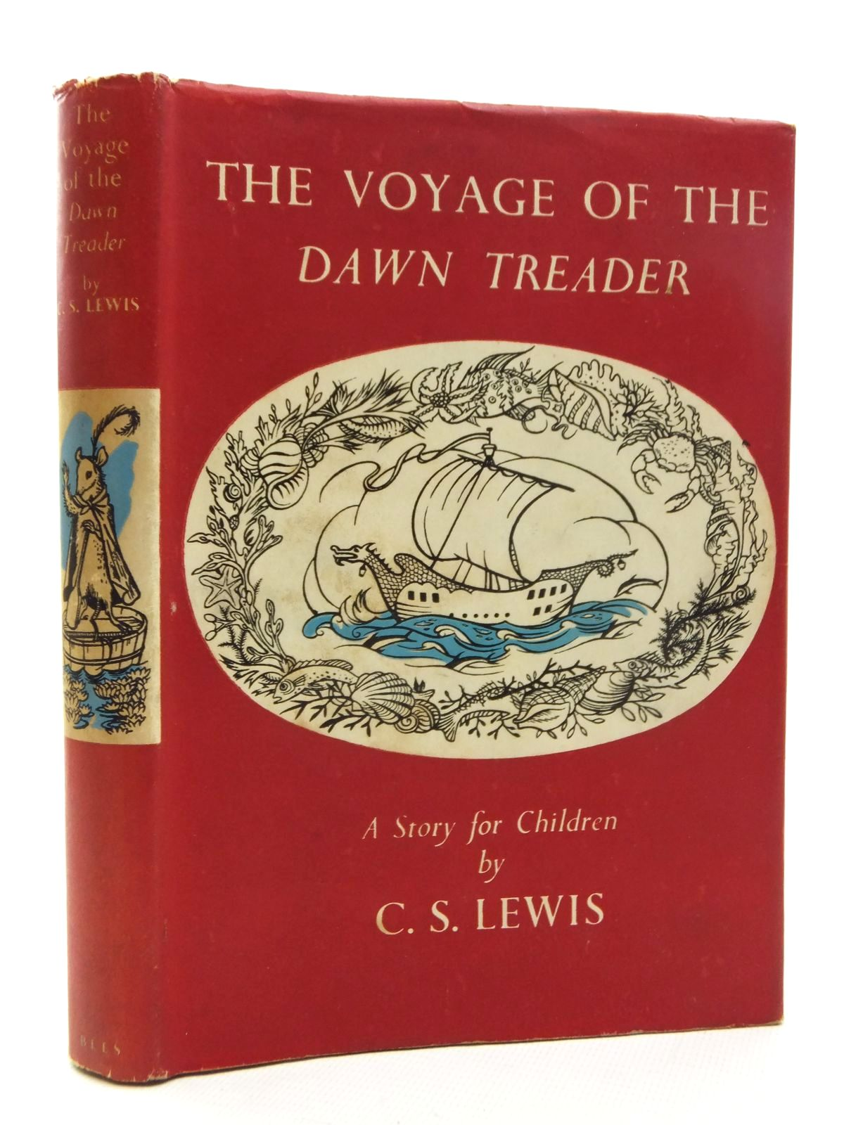 Photo of THE VOYAGE OF THE DAWN TREADER- Stock Number: 1317051