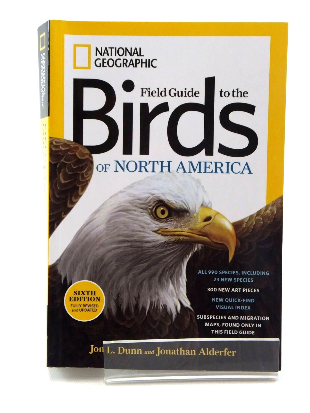 Photo of FIELD GUIDE TO THE BIRDS OF NORTH AMERICA written by Dunn, Jon L.<br />Alderfer, Jonathan published by National Geographic Society (STOCK CODE: 1317097)  for sale by Stella & Rose's Books
