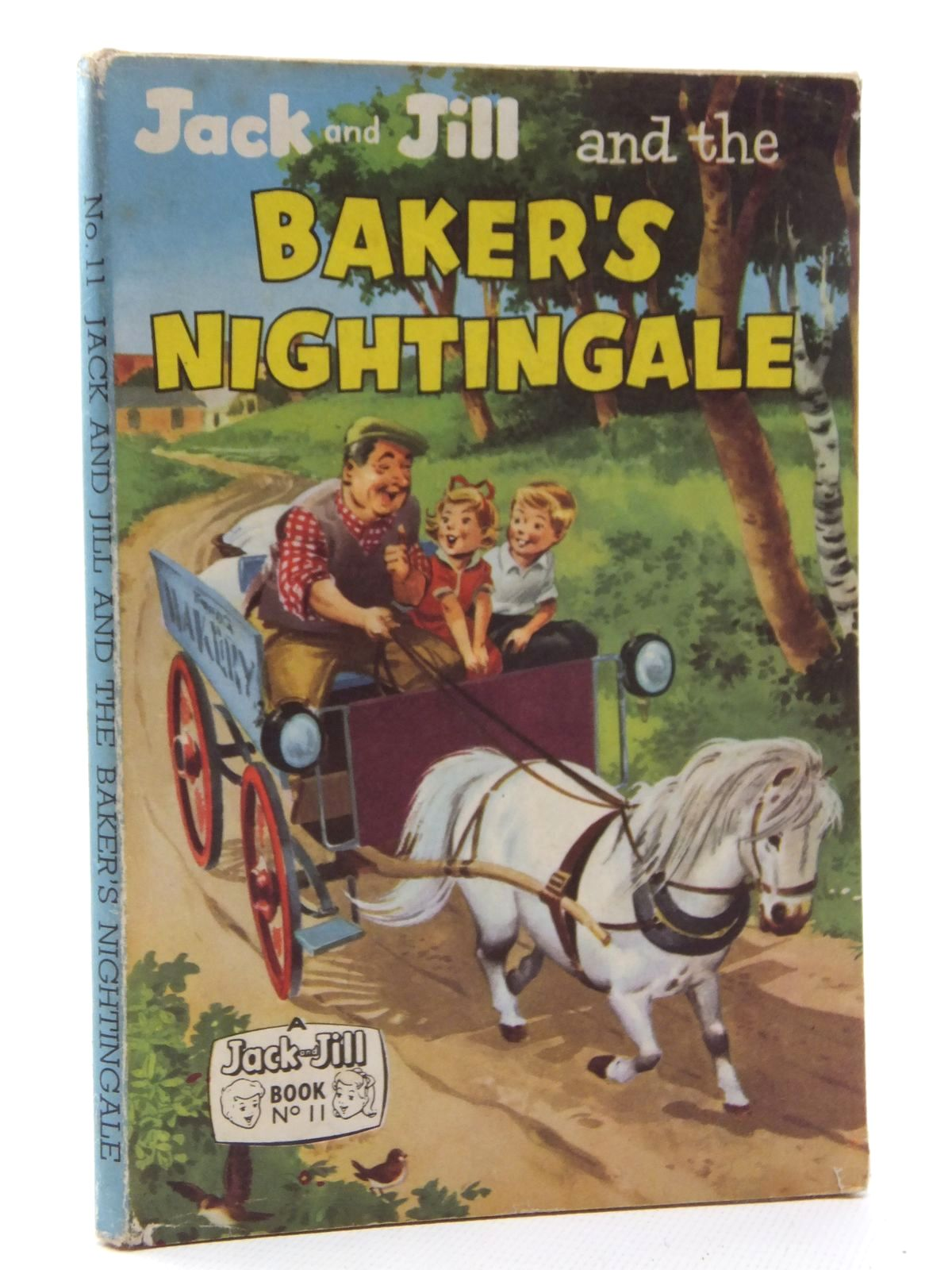 Photo of JACK AND JILL AND THE BAKER'S NIGHTINGALE- Stock Number: 1317108