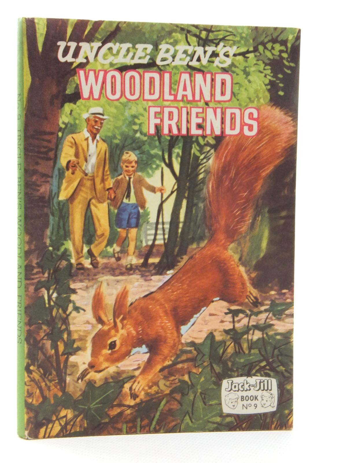 Photo of UNCLE BEN'S WOODLAND FRIENDS- Stock Number: 1317116