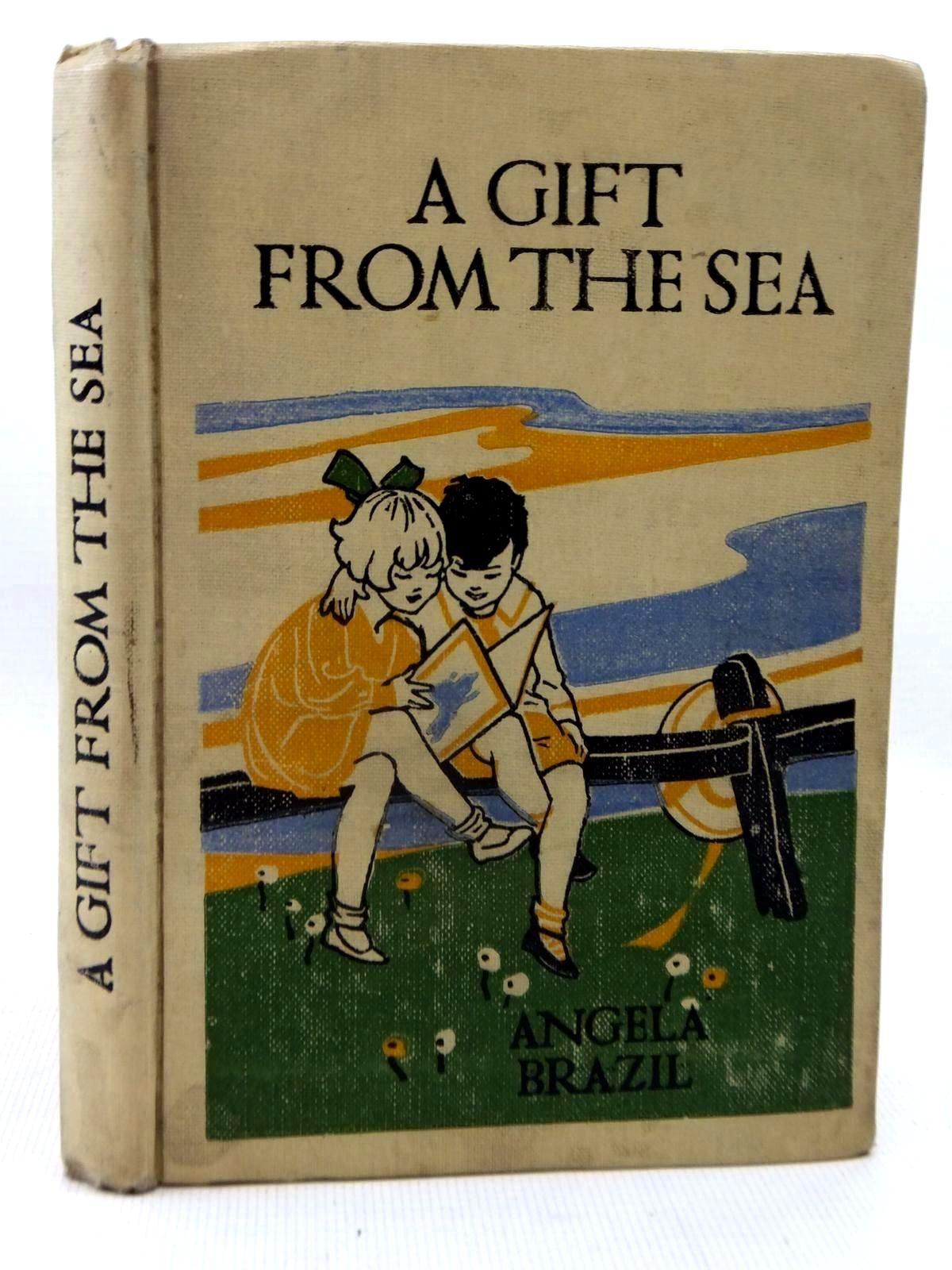 Photo of A GIFT FROM THE SEA written by Brazil, Angela illustrated by Jackson, A.E. published by Thomas Nelson and Sons Ltd. (STOCK CODE: 1317129)  for sale by Stella & Rose's Books