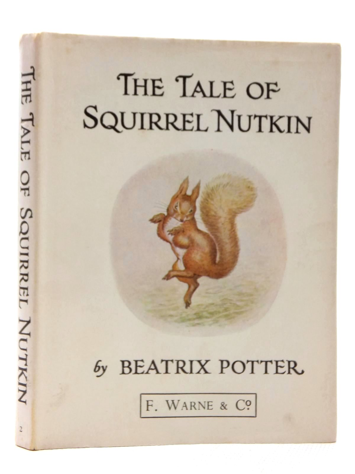 Photo of THE TALE OF SQUIRREL NUTKIN written by Potter, Beatrix illustrated by Potter, Beatrix published by Frederick Warne & Co Ltd. (STOCK CODE: 1317154)  for sale by Stella & Rose's Books
