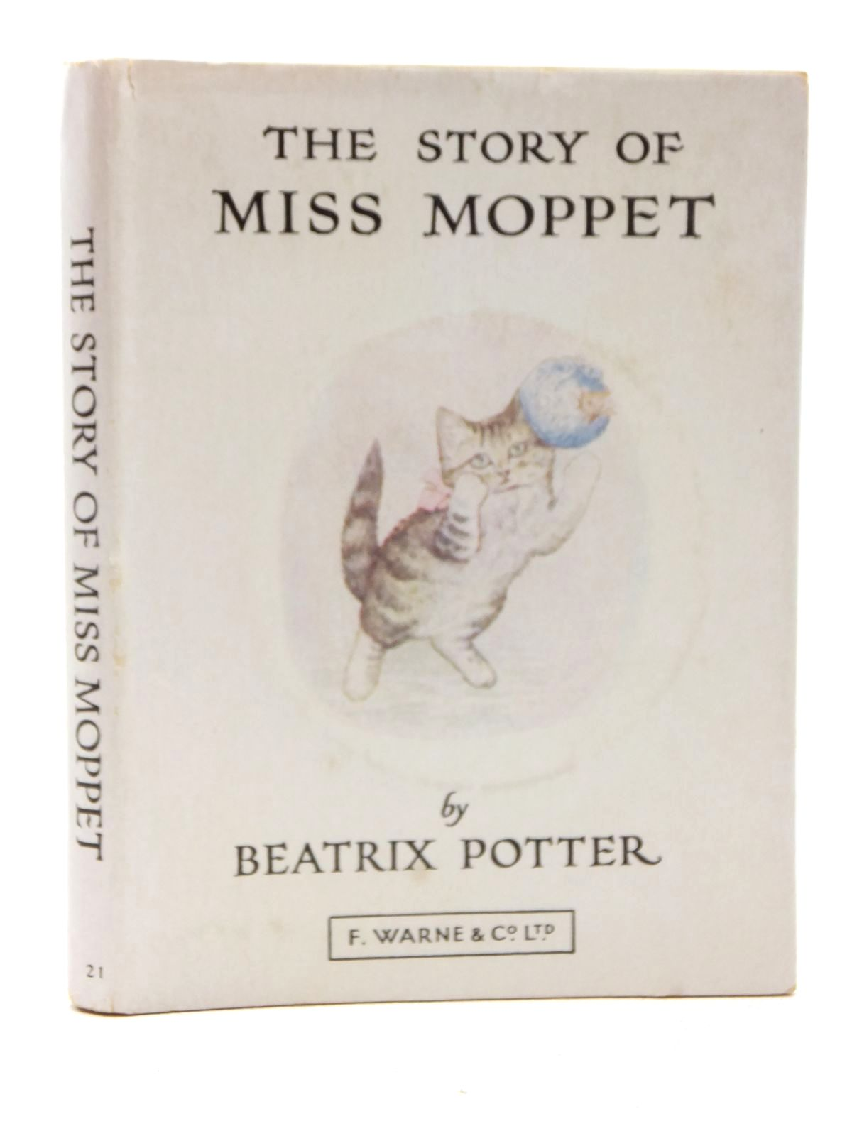 Photo of THE STORY OF MISS MOPPET- Stock Number: 1317155