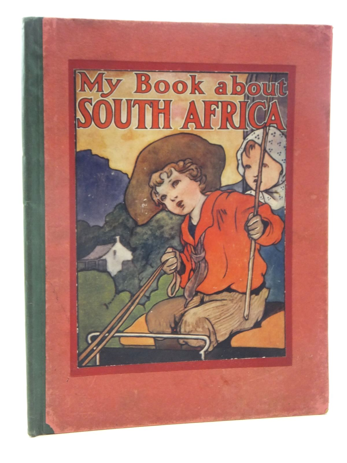 Photo of MY BOOK ABOUT SOUTH AFRICA- Stock Number: 1317172