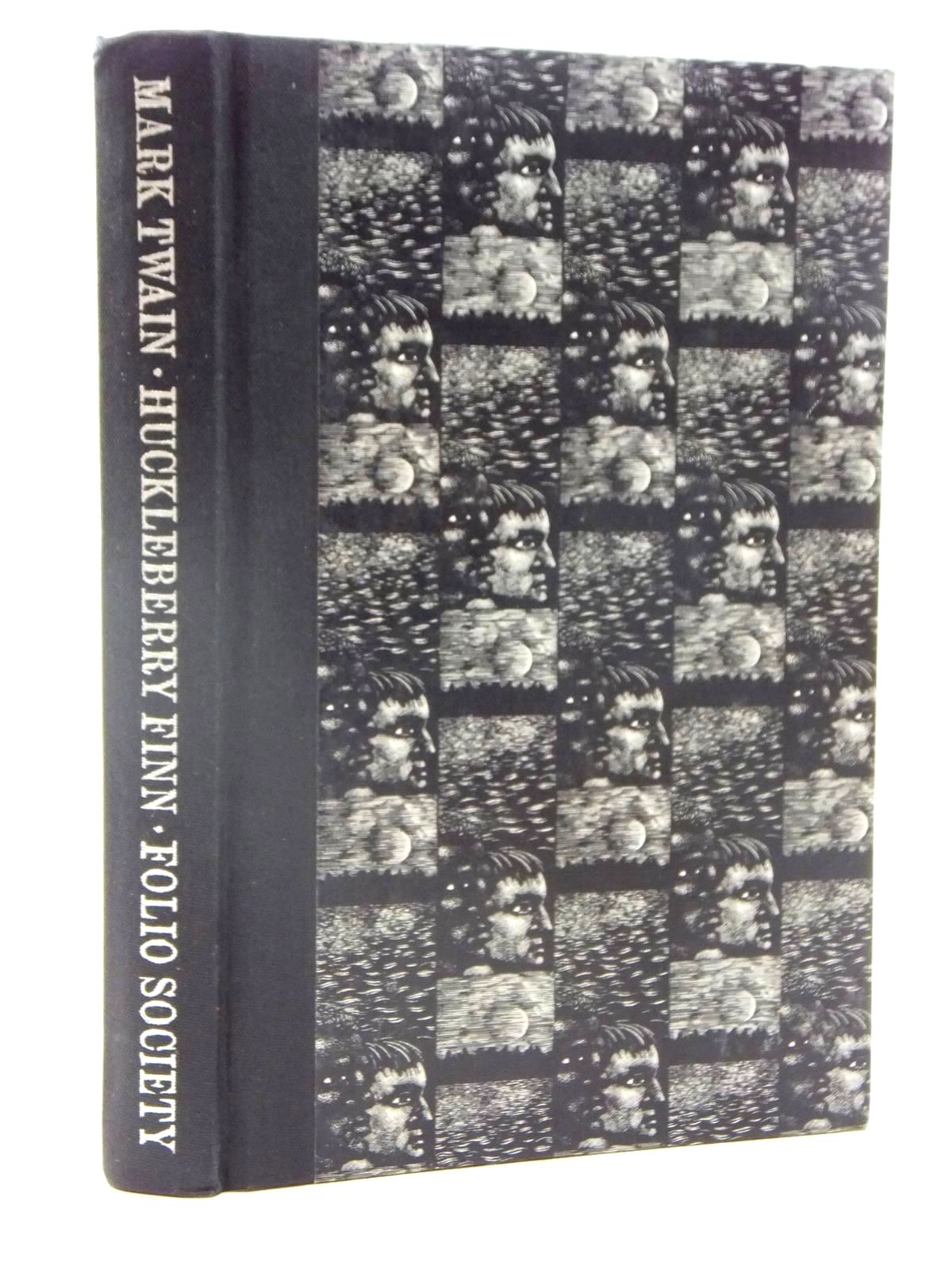 Photo of THE ADVENTURES OF HUCKLEBERRY FINN written by Twain, Mark illustrated by Brockway, Harry published by Folio Society (STOCK CODE: 1317180)  for sale by Stella & Rose's Books