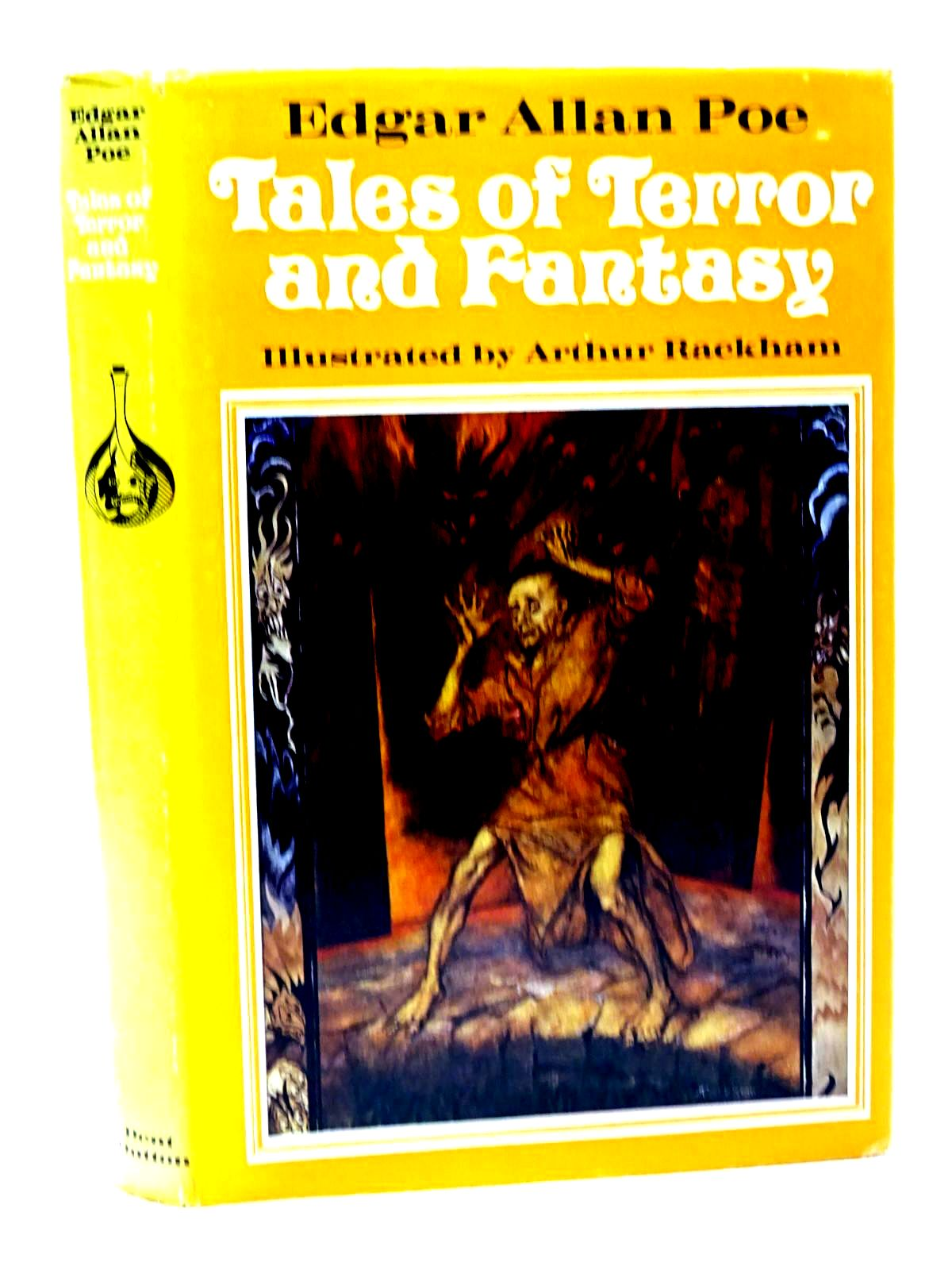 Photo of TALES OF TERROR AND FANTASY written by Poe, Edgar Allan illustrated by Rackham, Arthur published by J.M. Dent & Sons Ltd. (STOCK CODE: 1317223)  for sale by Stella & Rose's Books