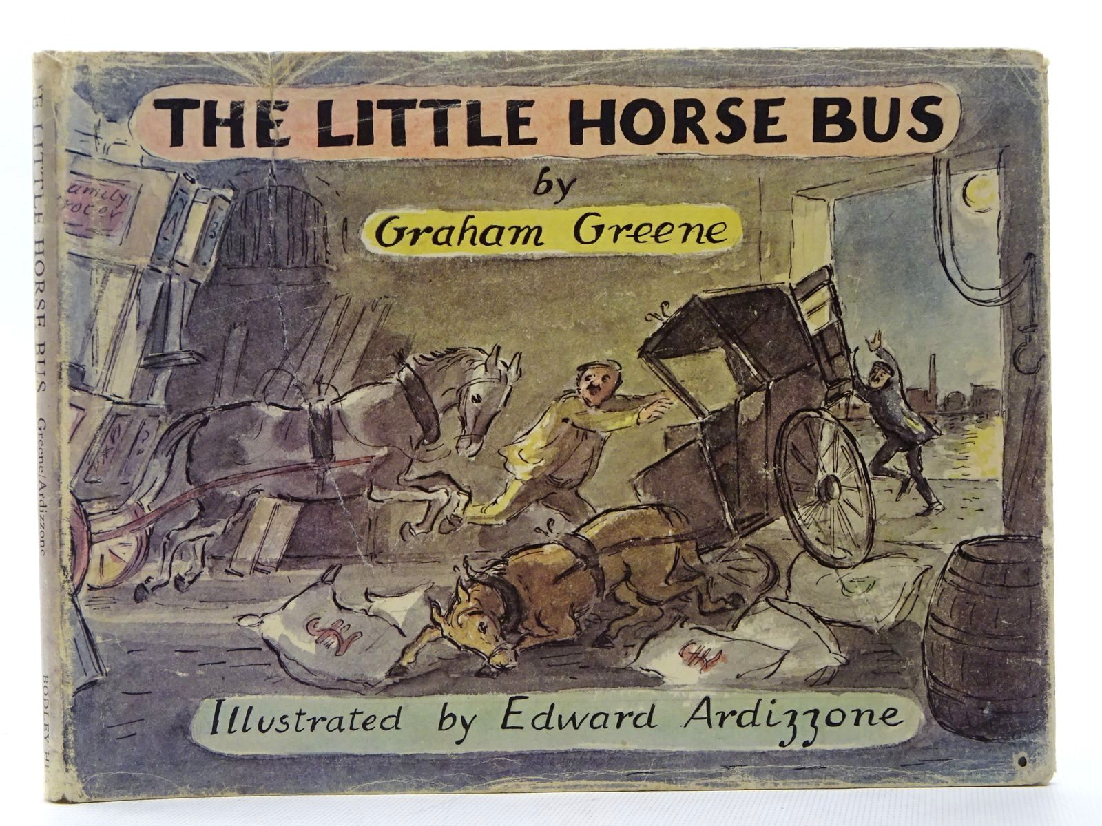 Photo of THE LITTLE HORSE BUS- Stock Number: 1317274