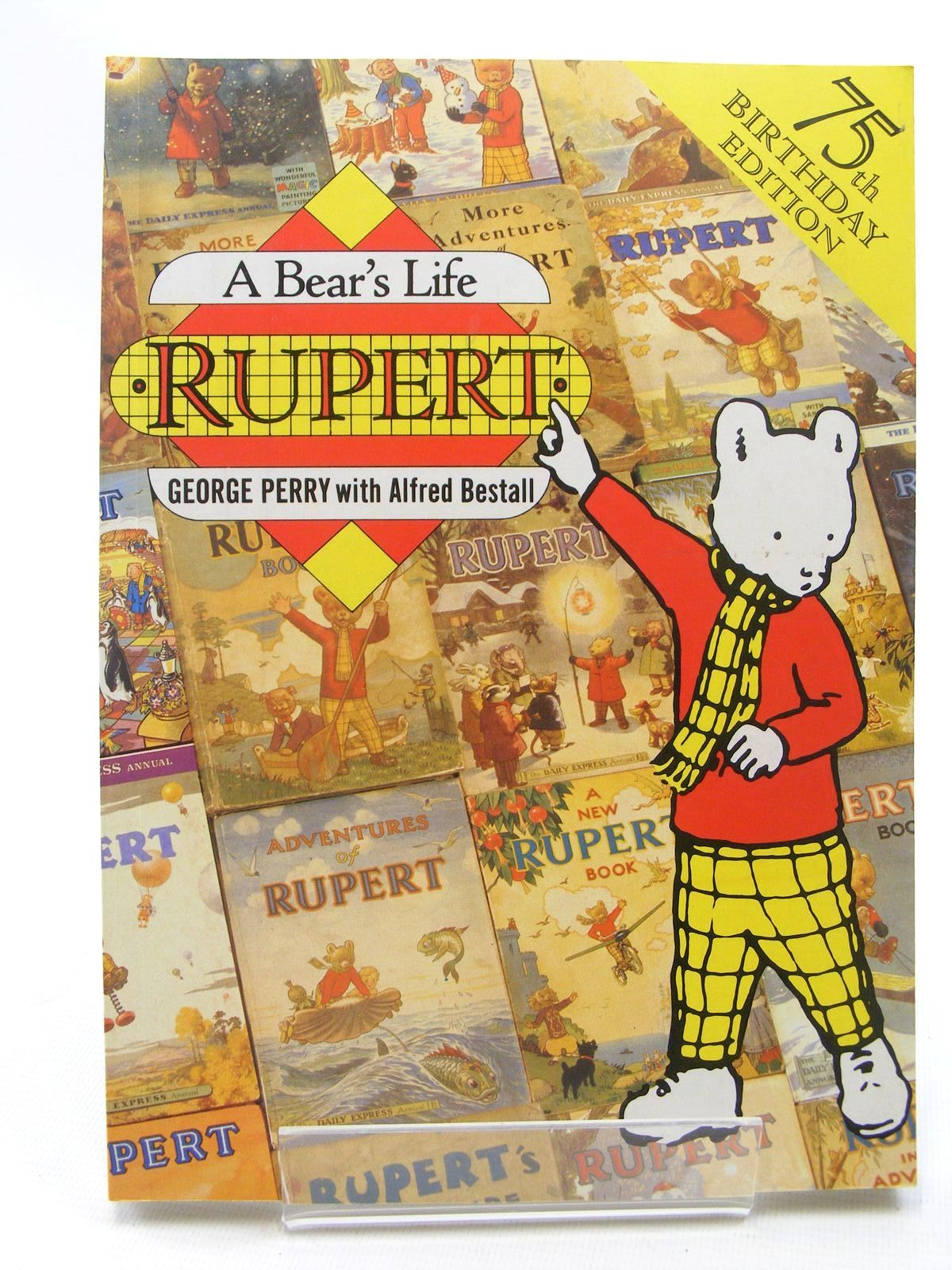 Photo of RUPERT: A BEAR'S LIFE- Stock Number: 1317281
