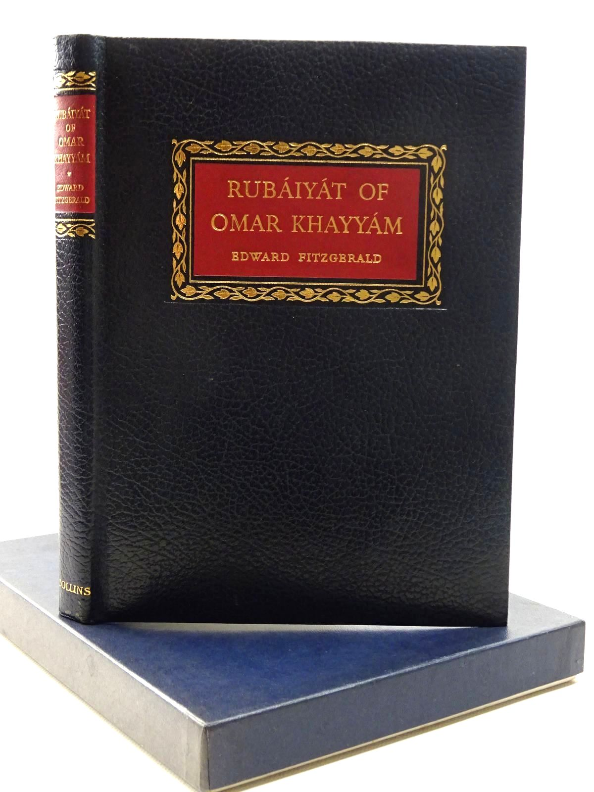 Photo of RUBAIYAT OF OMAR KHAYYAM written by Fitzgerald, Edward<br />Maine, George F. illustrated by Sherriffs, Robert Stewart published by Collins (STOCK CODE: 1317375)  for sale by Stella & Rose's Books