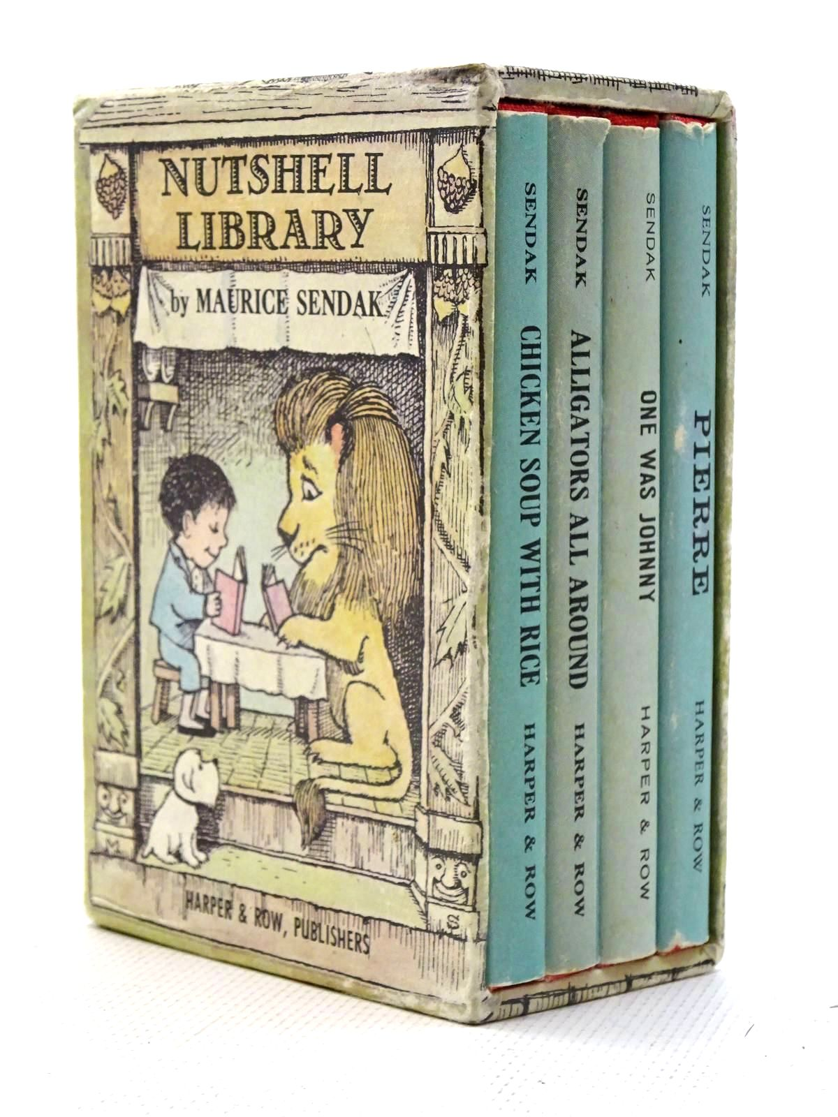 Photo of NUTSHELL LIBRARY- Stock Number: 1317412