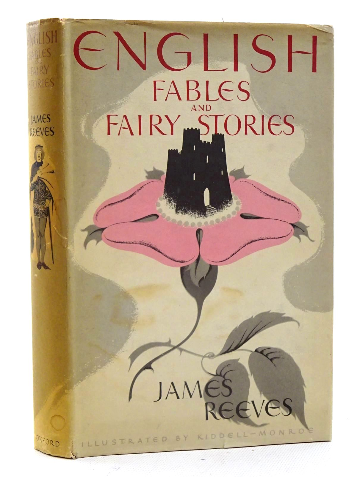 Photo of ENGLISH FABLES AND FAIRY STORIES written by Reeves, James illustrated by Kiddell-Monroe, Joan published by Oxford University Press (STOCK CODE: 1317423)  for sale by Stella & Rose's Books