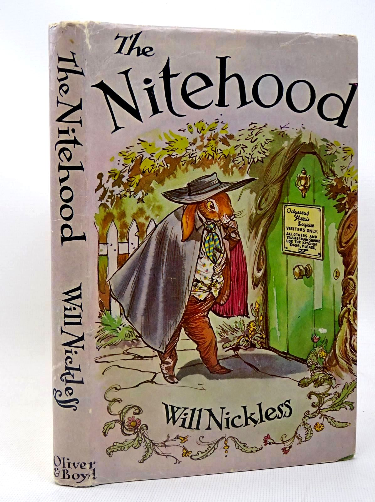Photo of THE NITEHOOD written by Nickless, Will illustrated by Nickless, Will published by Oliver and Boyd (STOCK CODE: 1317449)  for sale by Stella & Rose's Books