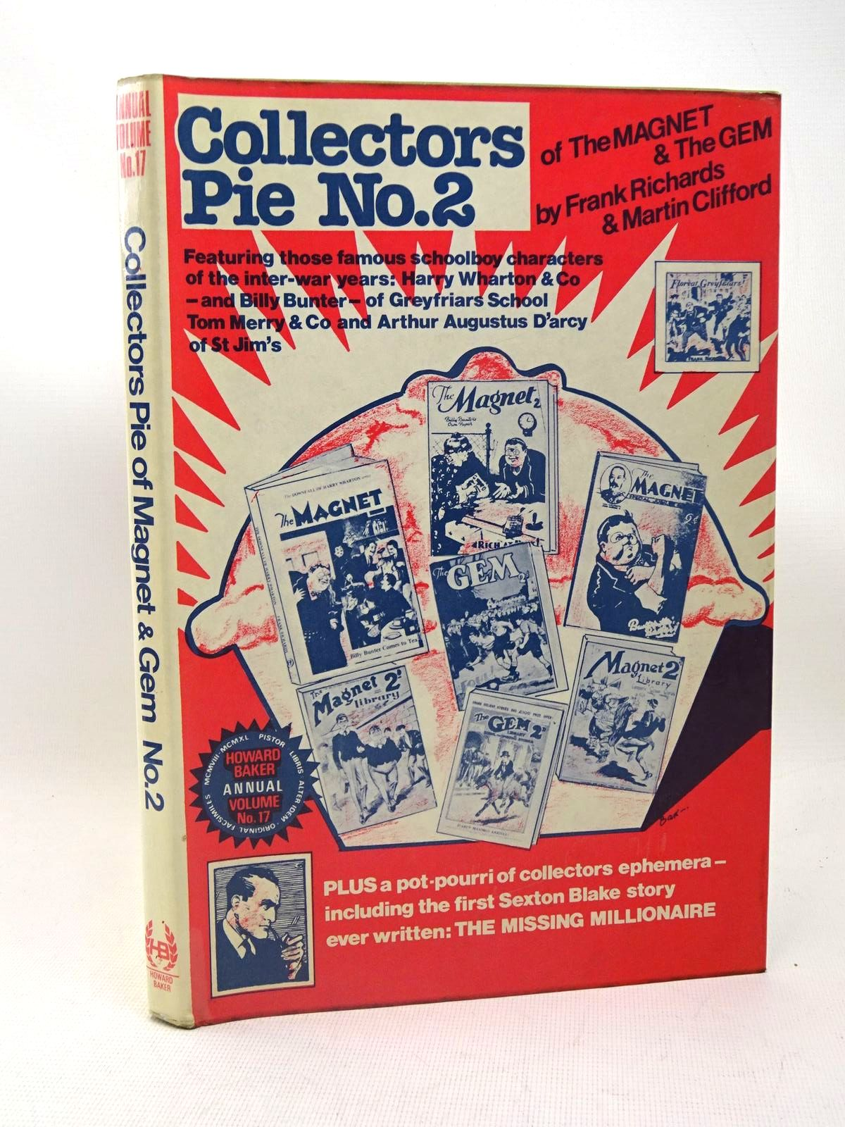 Photo of COLLECTORS PIE OF MAGNET & GEM NUMBER TWO- Stock Number: 1317452