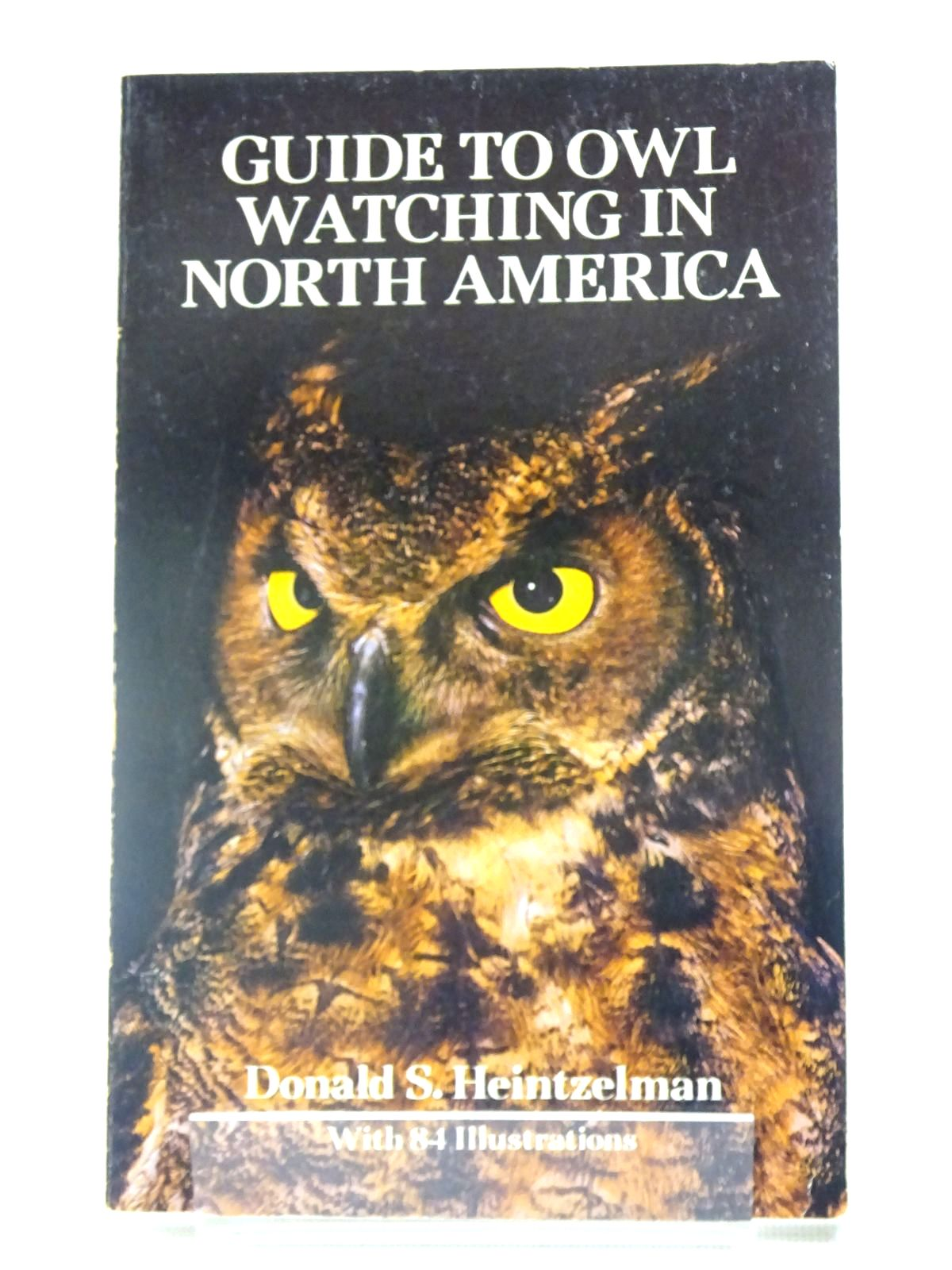 Photo of GUIDE TO OWL WATCHING IN NORTH AMERICA- Stock Number: 1317458
