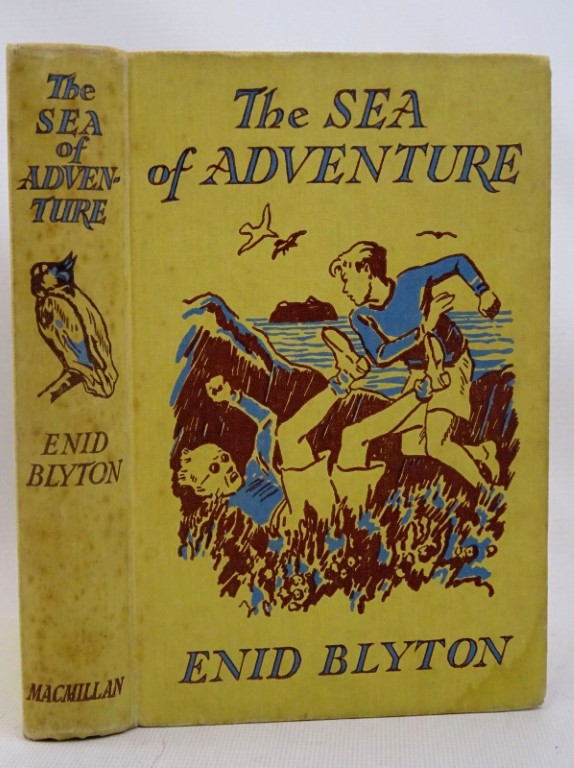 Photo of THE SEA OF ADVENTURE- Stock Number: 1317513