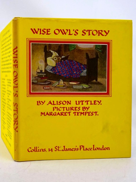 Photo of WISE OWL'S STORY- Stock Number: 1317536