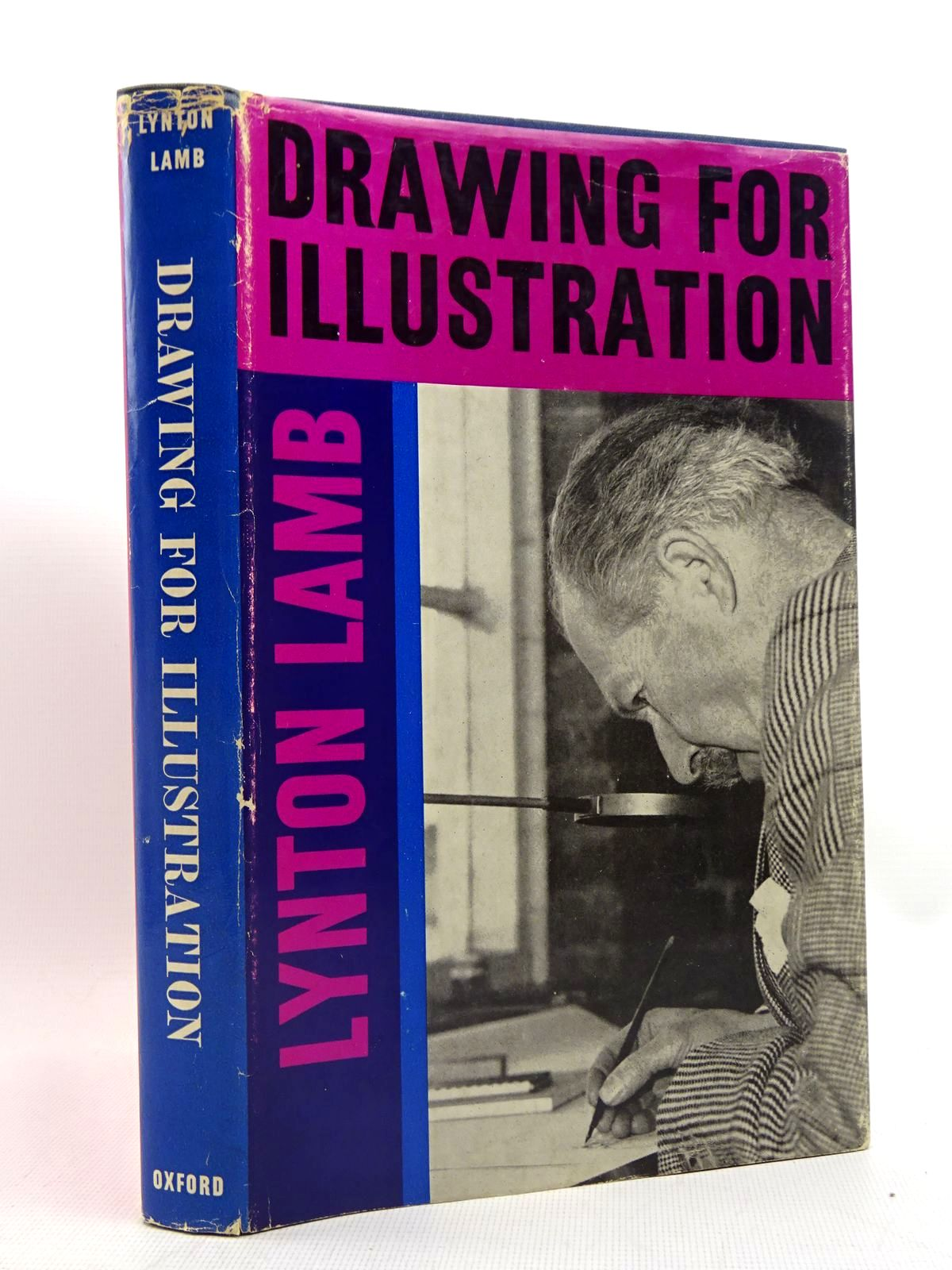 Photo of DRAWING FOR ILLUSTRATION written by Lamb, Lynton illustrated by Lamb, Lynton published by Oxford University Press (STOCK CODE: 1317549)  for sale by Stella & Rose's Books