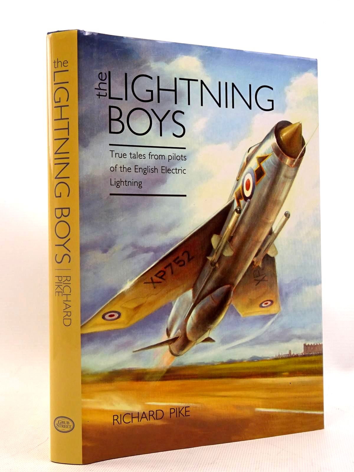 Photo of THE LIGHTNING BOYS written by Pike, Richard published by Grub Street (STOCK CODE: 1317557)  for sale by Stella & Rose's Books