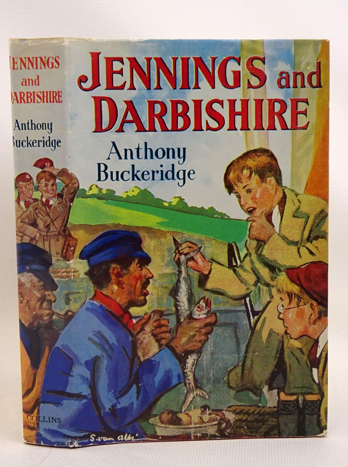 Photo of JENNINGS AND DARBISHIRE written by Buckeridge, Anthony published by Collins (STOCK CODE: 1317571)  for sale by Stella & Rose's Books