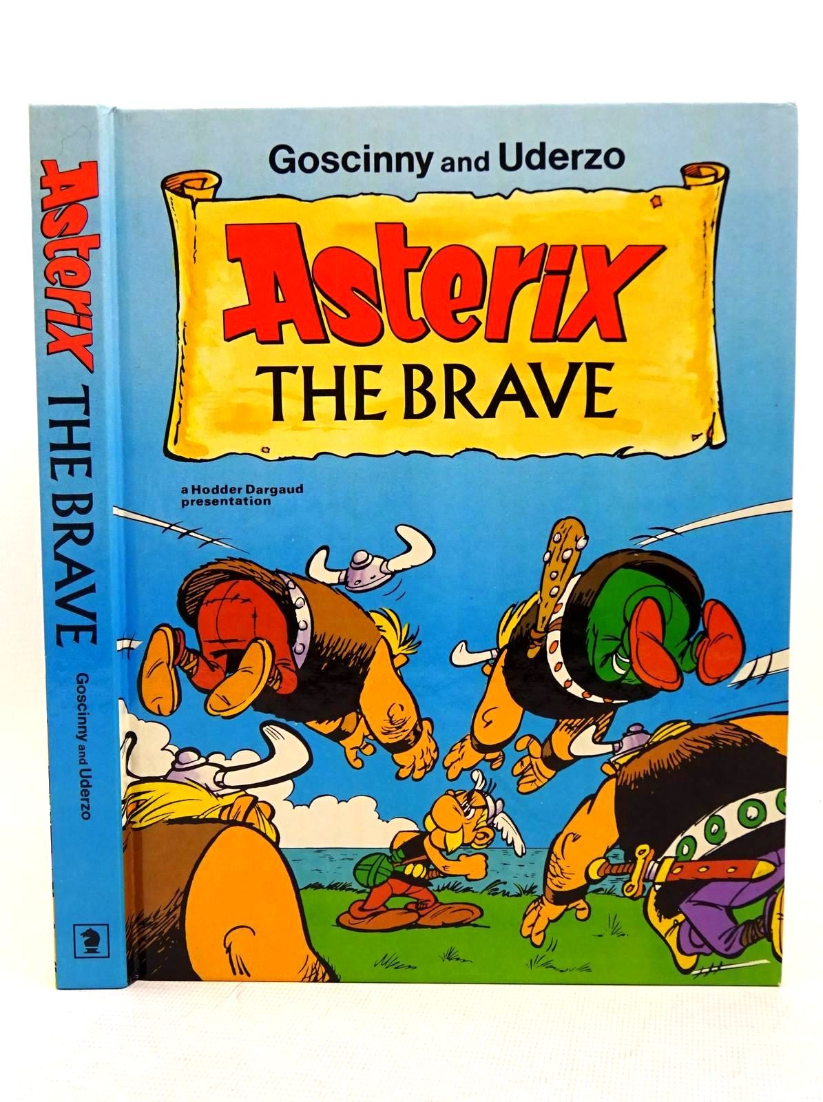 Photo of ASTERIX THE BRAVE- Stock Number: 1317600