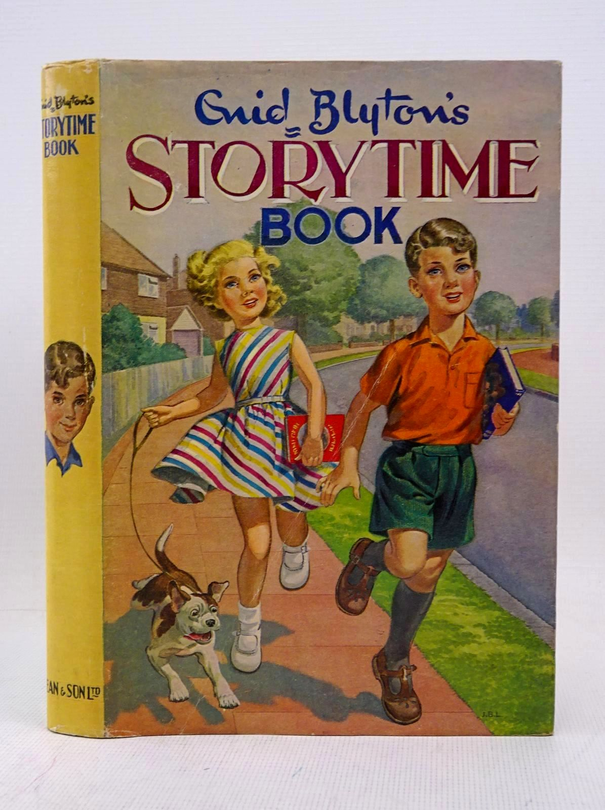 Photo of ENID BLYTON'S STORYTIME BOOK- Stock Number: 1317645