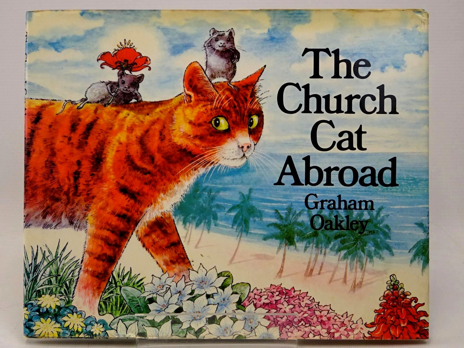 Photo of THE CHURCH CAT ABROAD written by Oakley, Graham illustrated by Oakley, Graham published by Macmillan Children's Books (STOCK CODE: 1317666)  for sale by Stella & Rose's Books