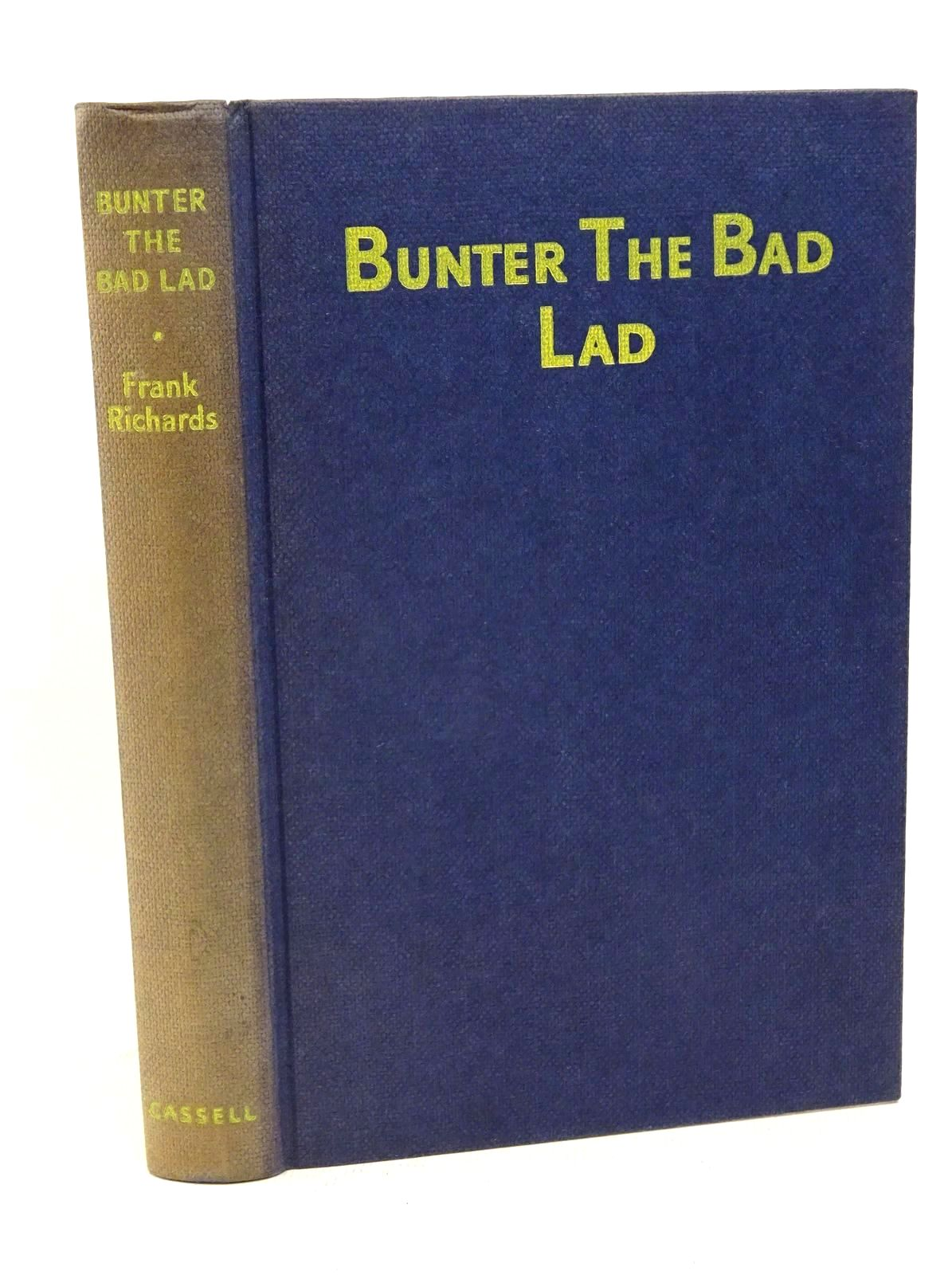 Photo of BUNTER THE BAD LAD- Stock Number: 1317684